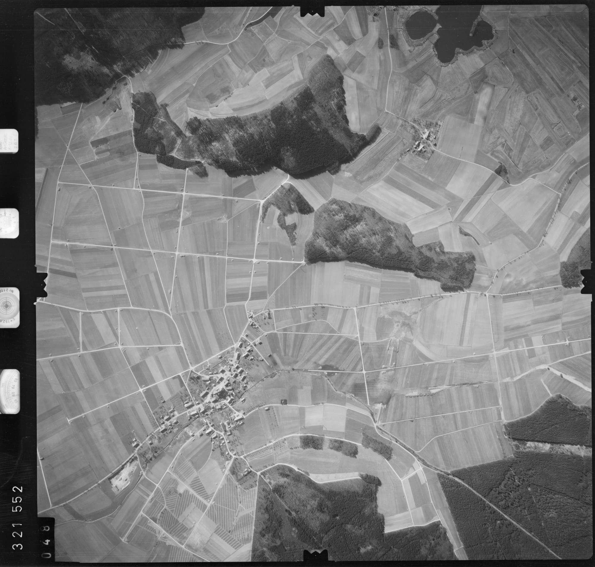 Luftbild: Film 53 Bildnr. 48, Bild 1