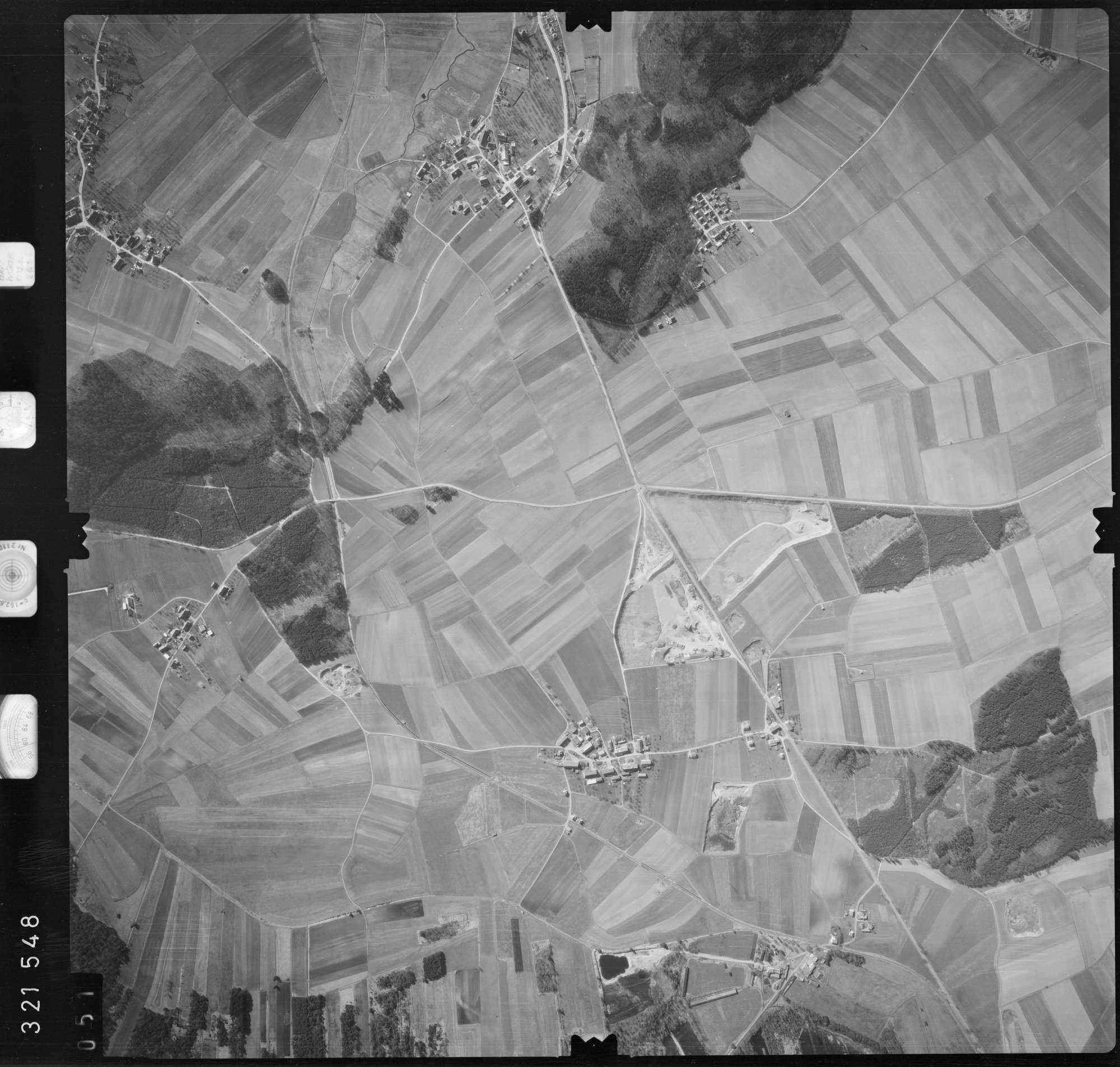 Luftbild: Film 53 Bildnr. 51, Bild 1
