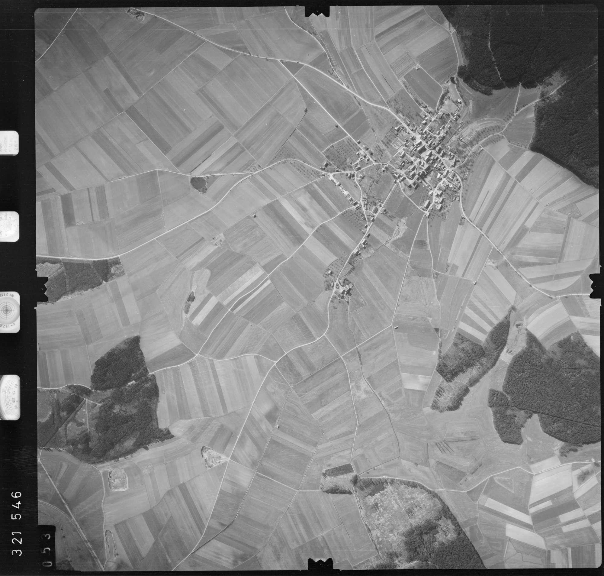 Luftbild: Film 53 Bildnr. 53, Bild 1