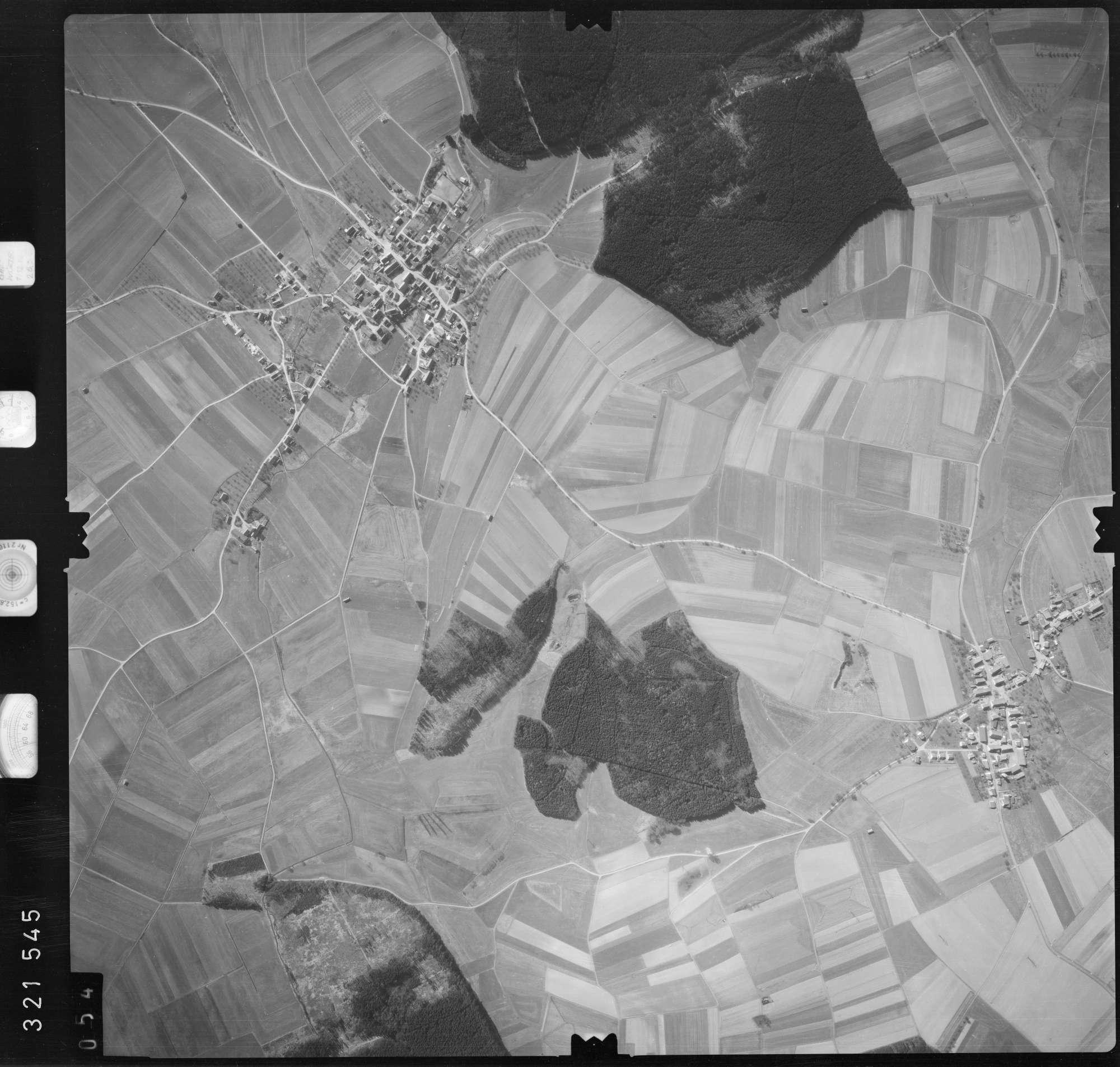Luftbild: Film 53 Bildnr. 54, Bild 1