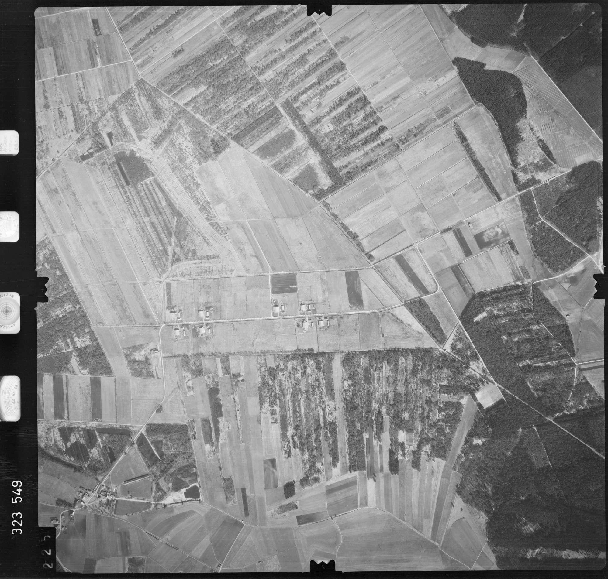 Luftbild: Film 53 Bildnr. 225, Bild 1
