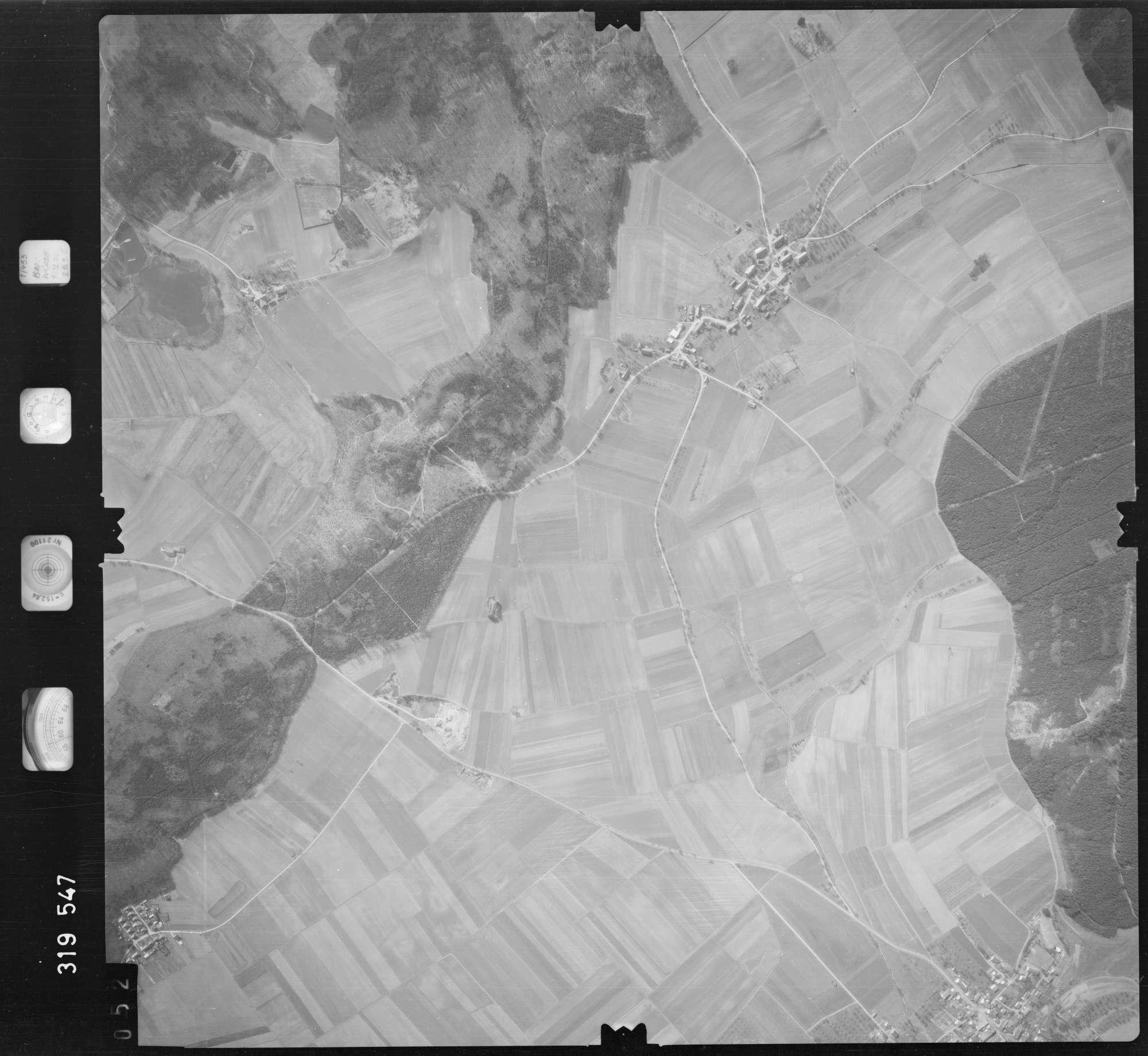 Luftbild: Film 57 Bildnr. 52, Bild 1
