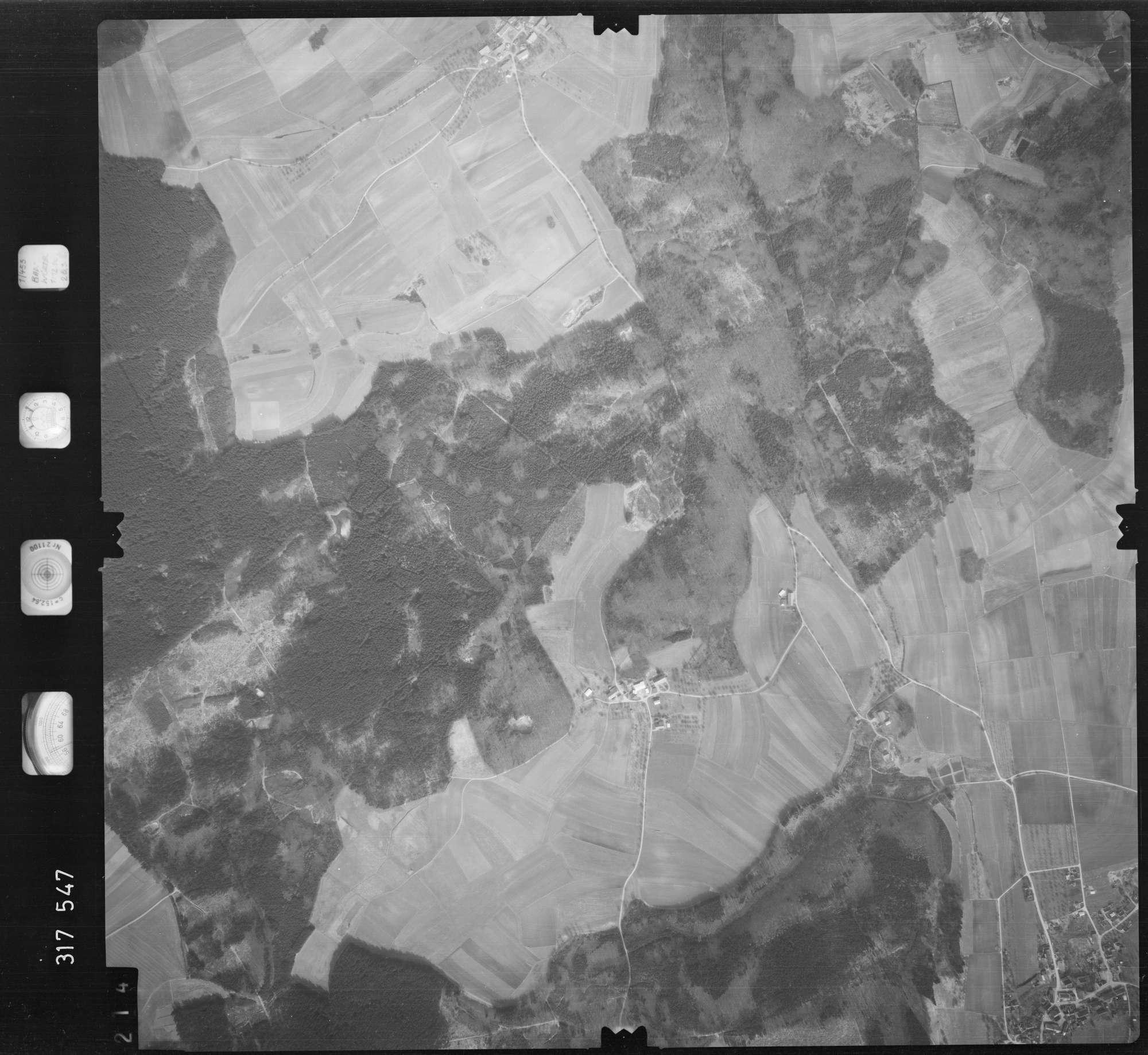 Luftbild: Film 57 Bildnr. 214, Bild 1