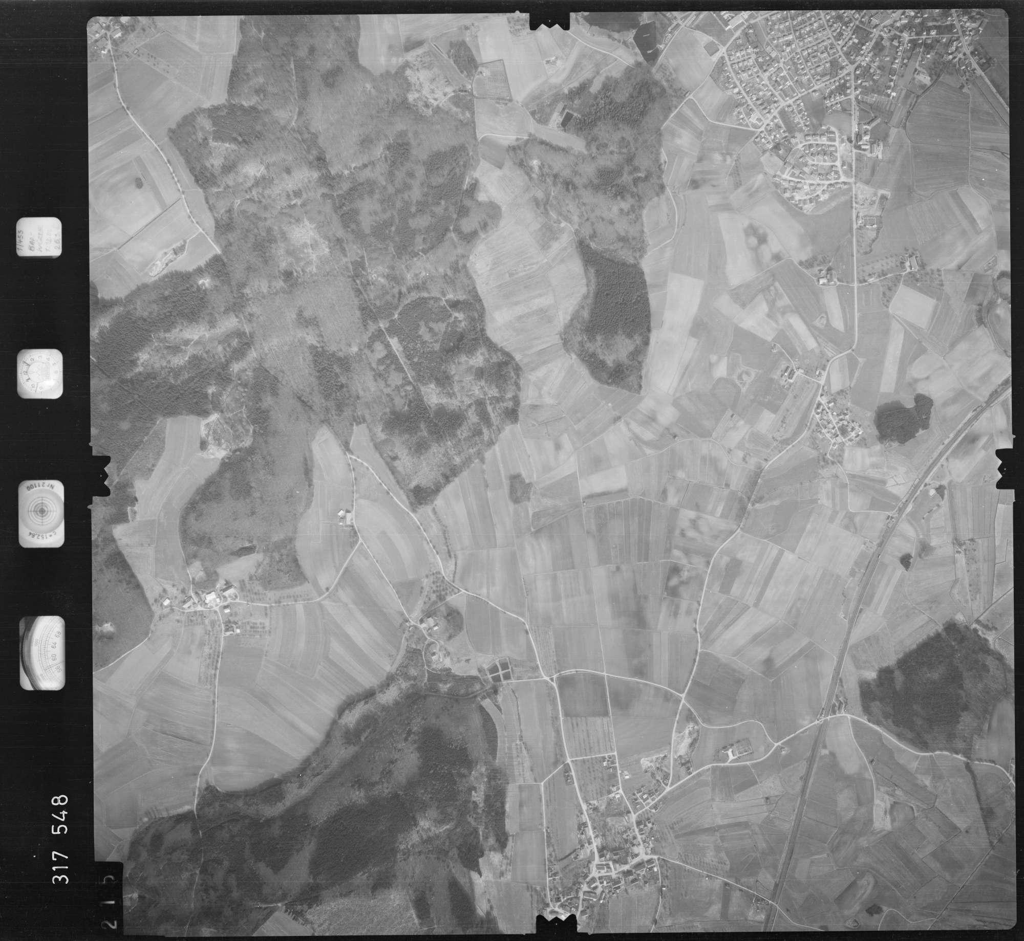 Luftbild: Film 57 Bildnr. 215, Bild 1