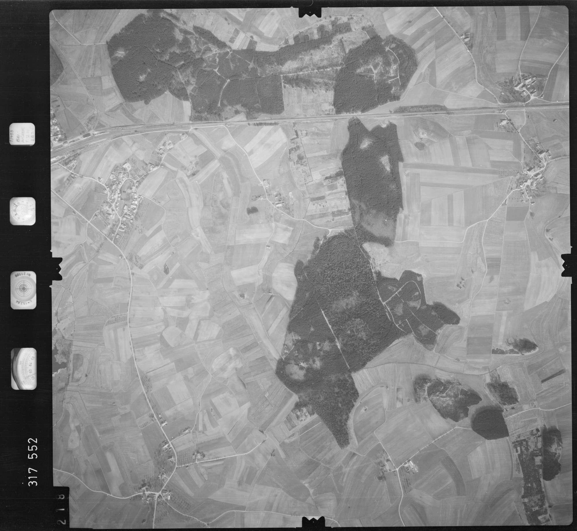 Luftbild: Film 57 Bildnr. 218, Bild 1