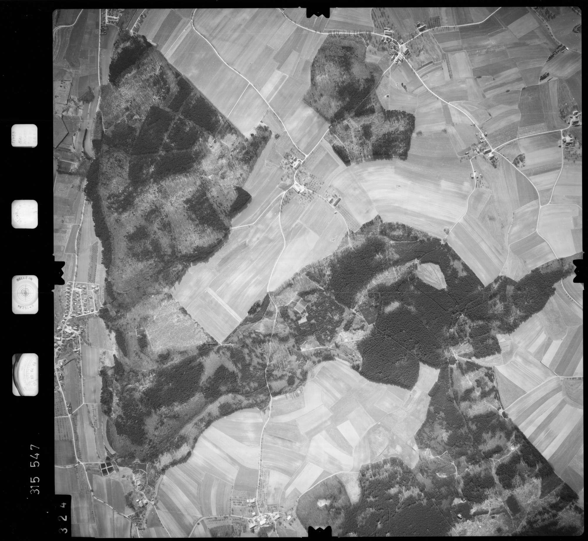 Luftbild: Film 58 Bildnr. 324, Bild 1
