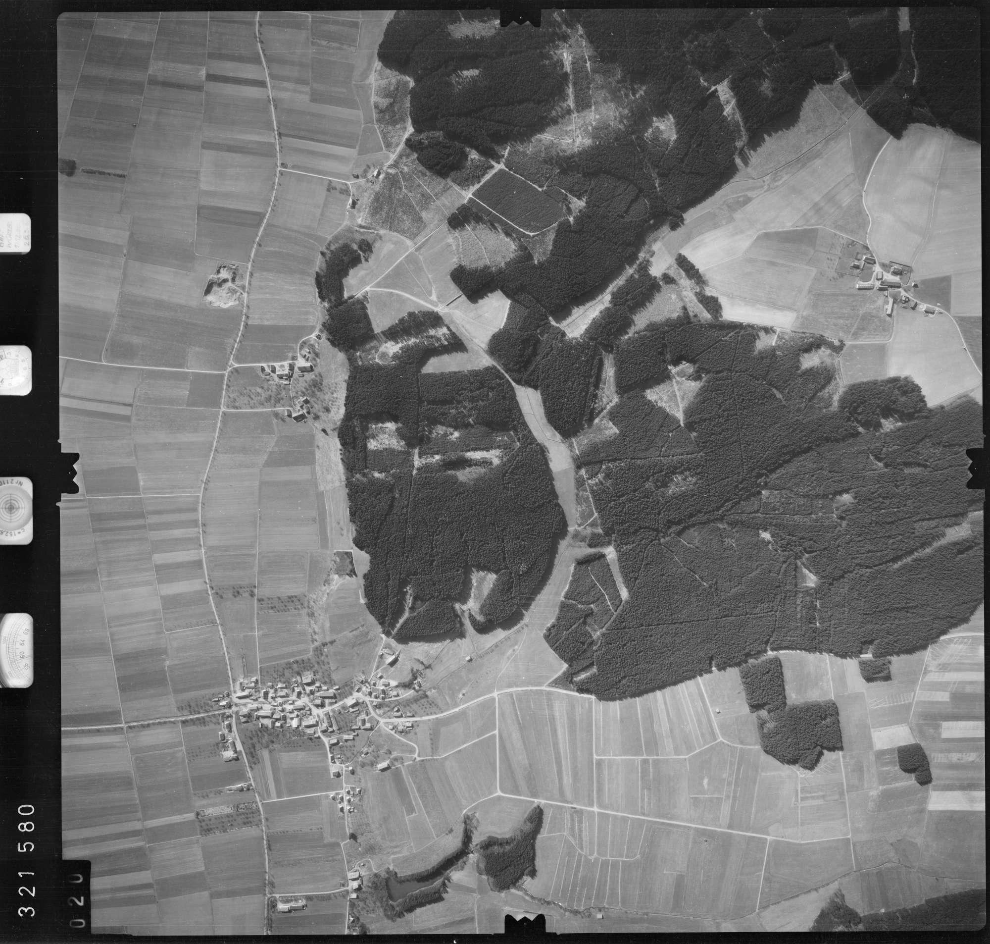 Luftbild: Film 53 Bildnr. 20, Bild 1