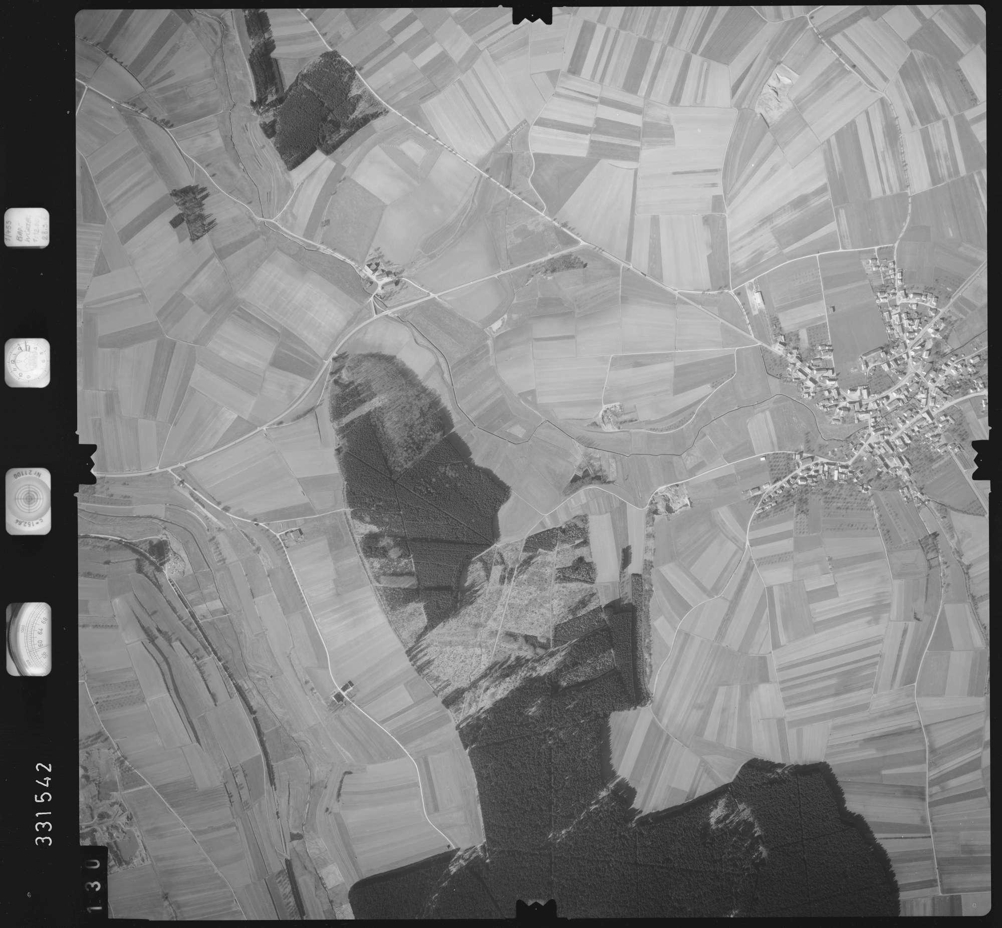 Luftbild: Film 51 Bildnr. 130, Bild 1