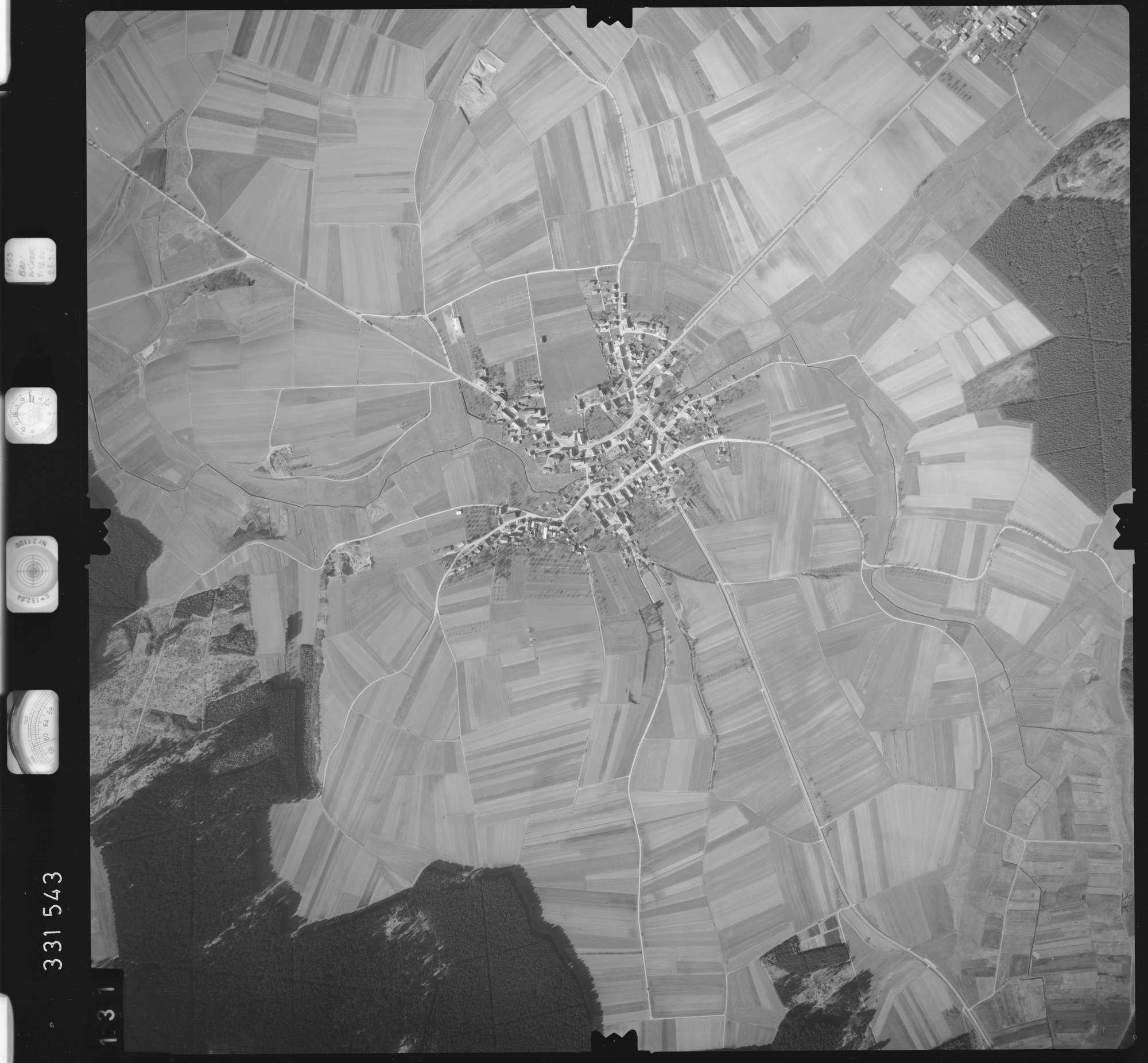 Luftbild: Film 51 Bildnr. 131, Bild 1