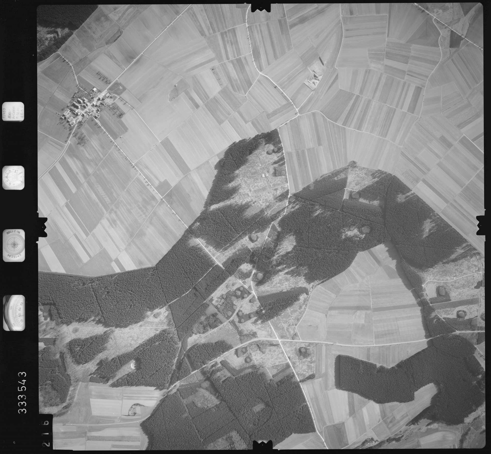 Luftbild: Film 51 Bildnr. 216, Bild 1