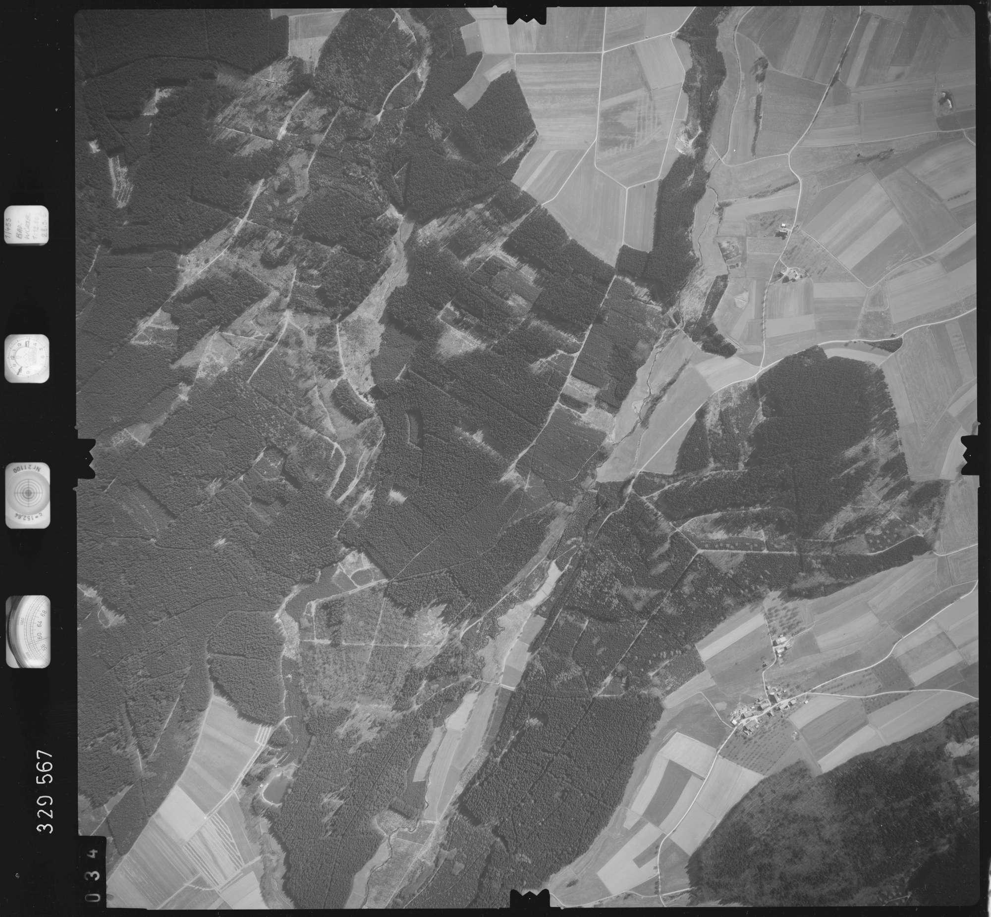 Luftbild: Film 51 Bildnr. 34, Bild 1