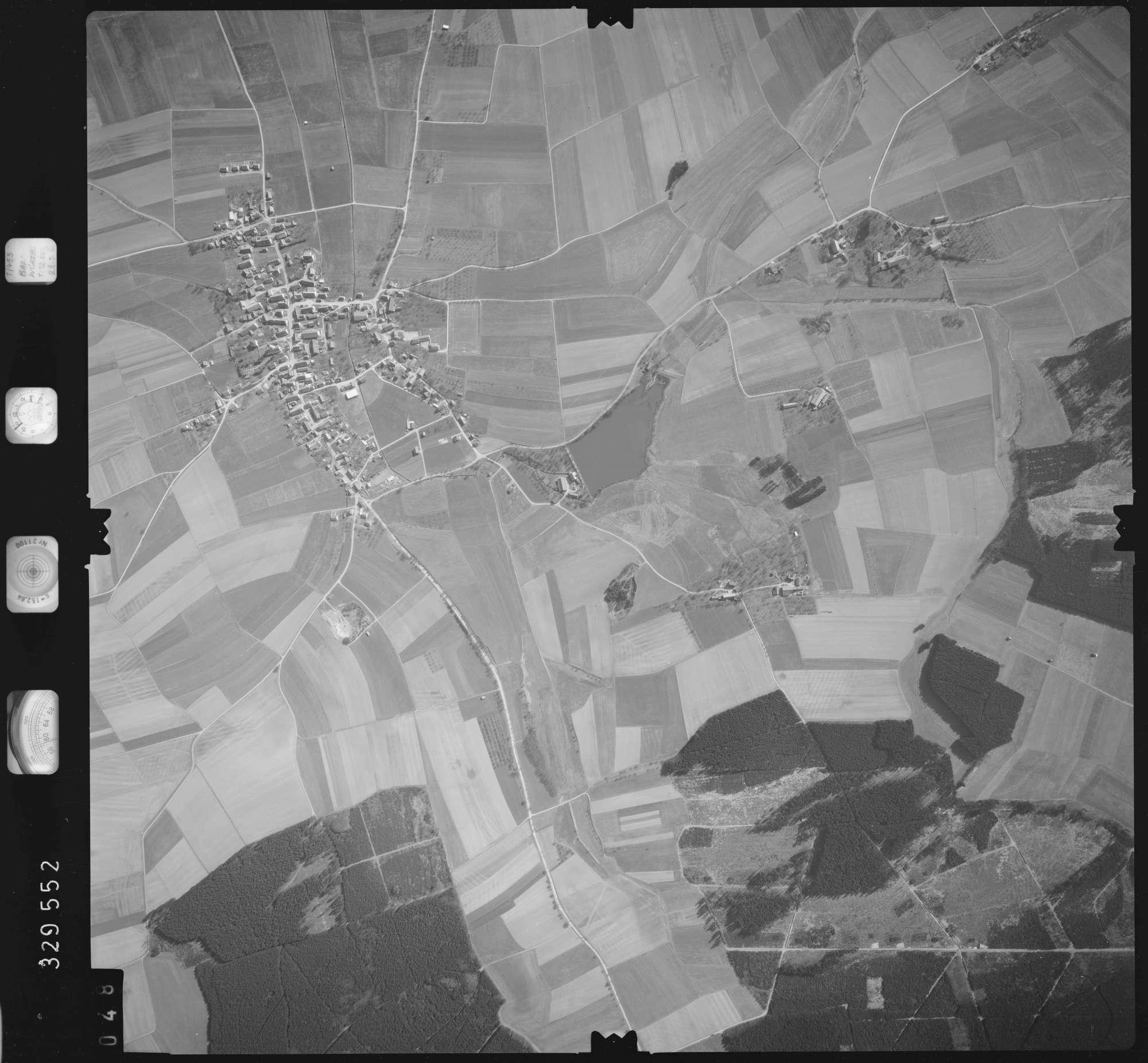 Luftbild: Film 51 Bildnr. 48, Bild 1