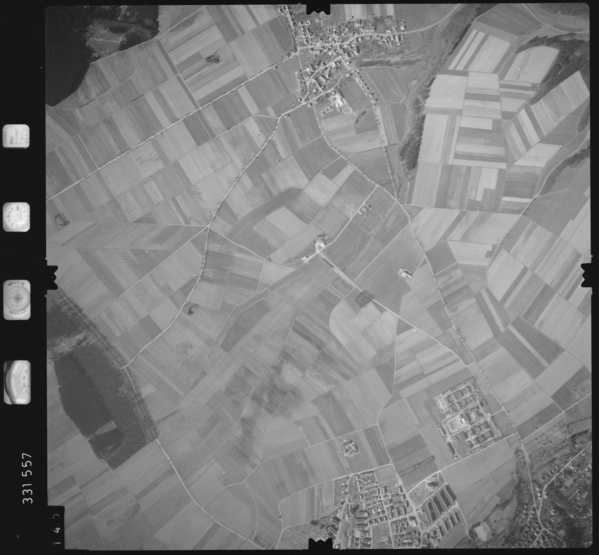 Luftbild: Film 51 Bildnr. 145, Bild 1