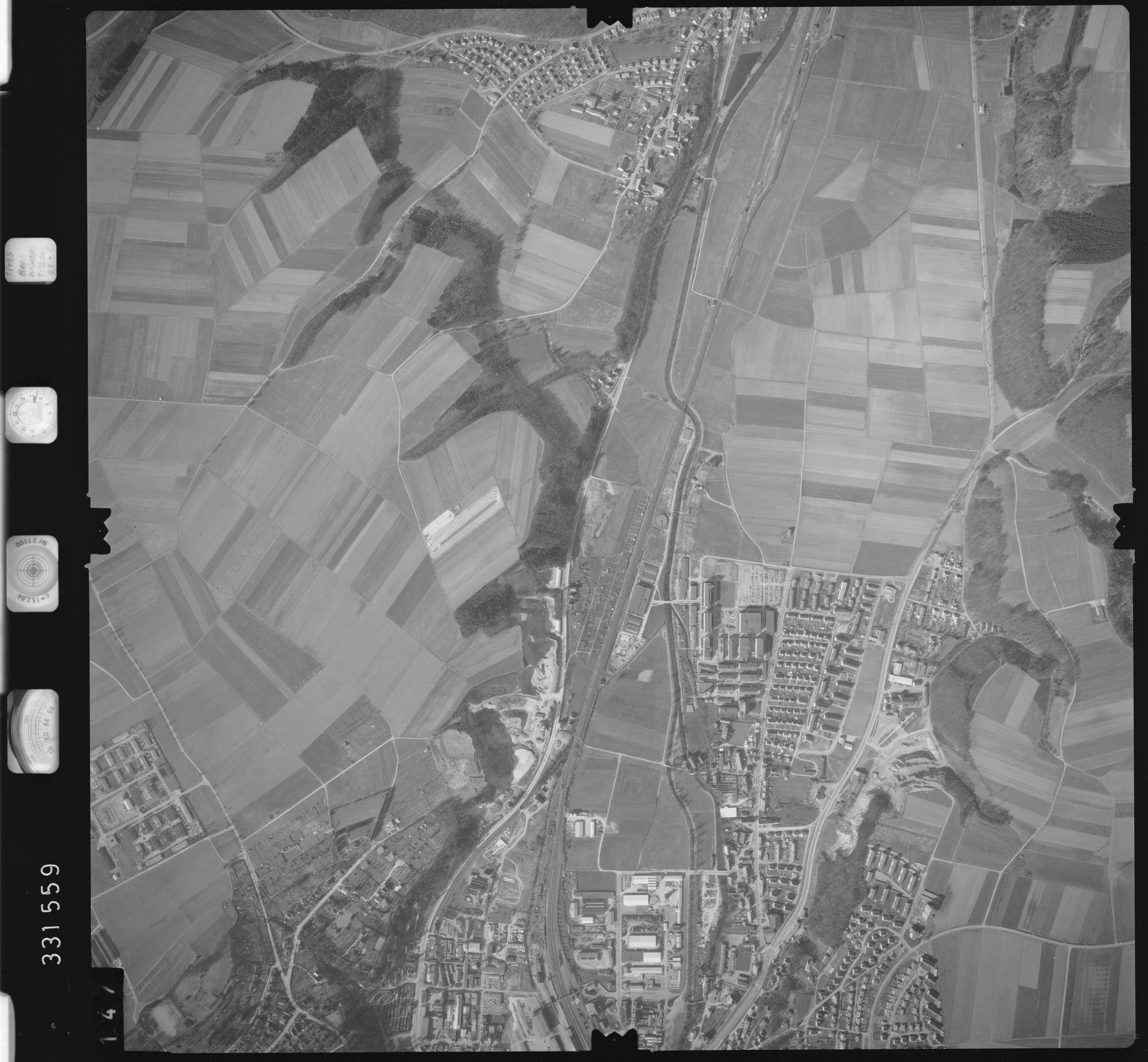 Luftbild: Film 51 Bildnr. 147, Bild 1