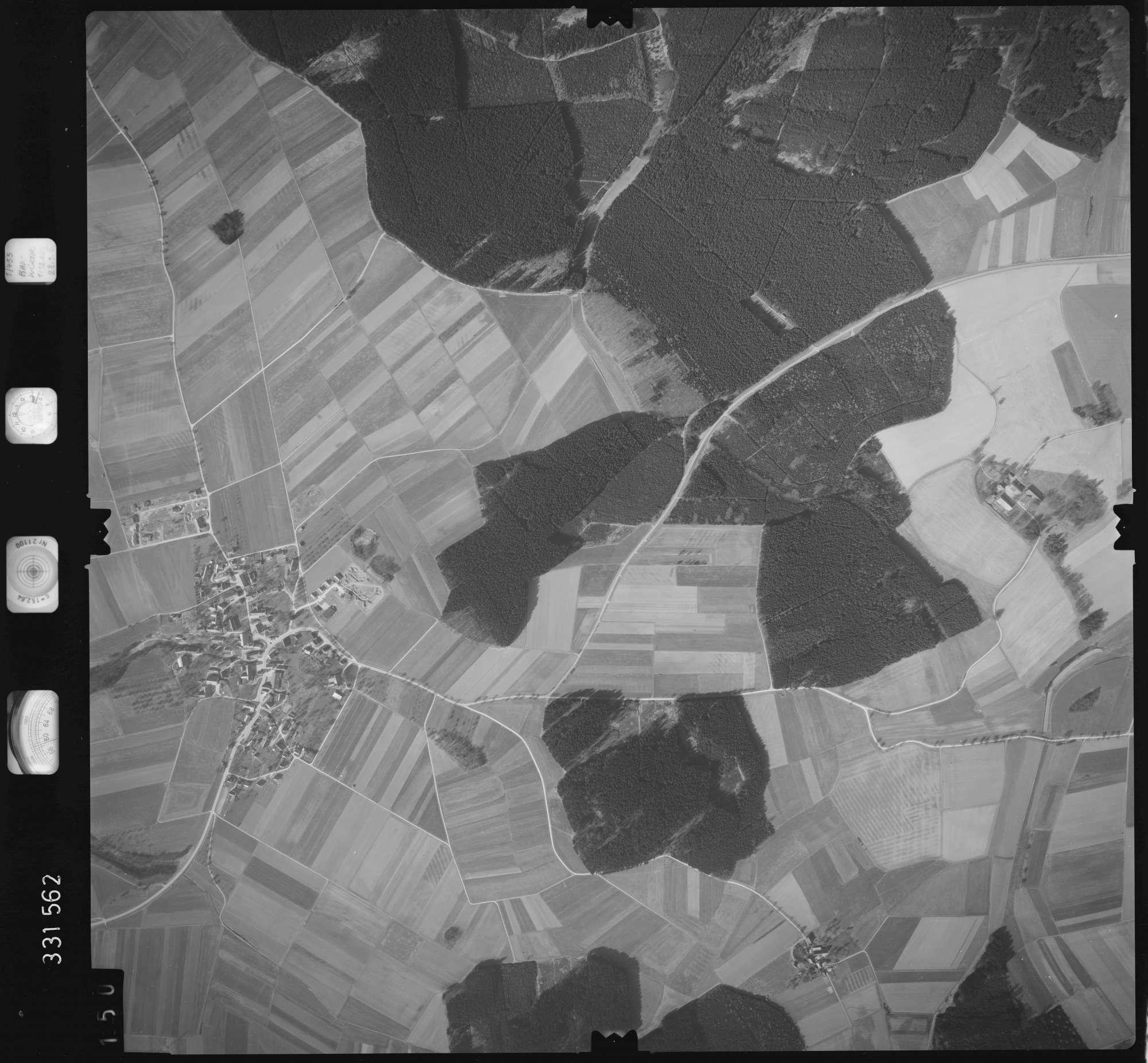 Luftbild: Film 51 Bildnr. 150, Bild 1