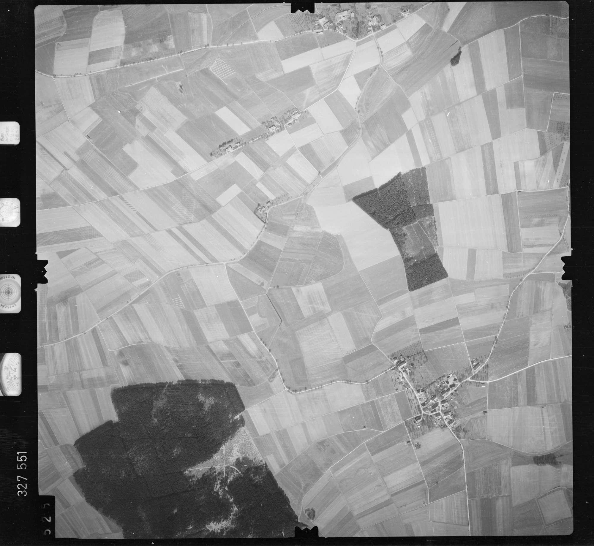 Luftbild: Film 52 Bildnr. 525, Bild 1