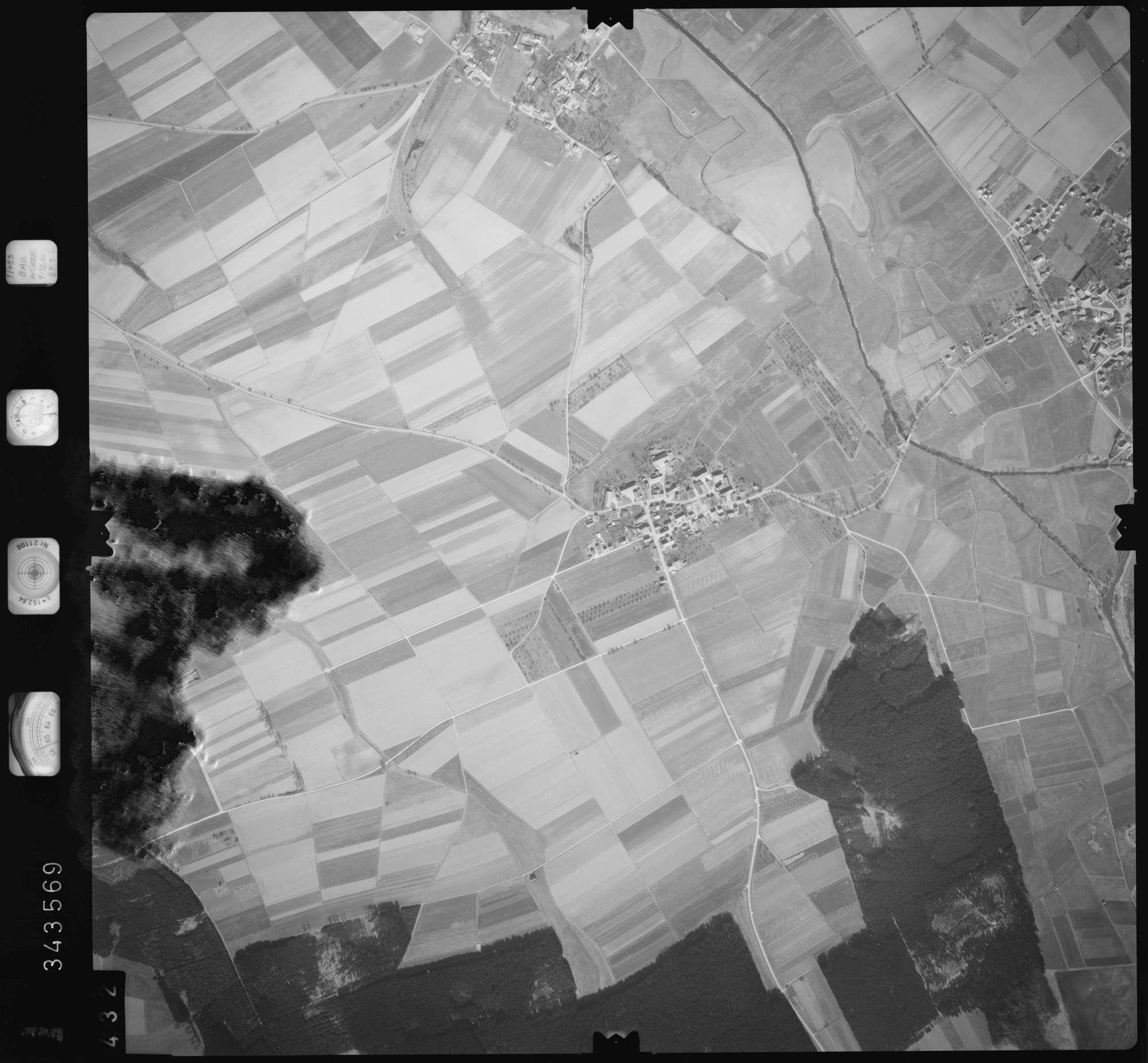 Luftbild: Film 46 Bildnr. 432, Bild 1