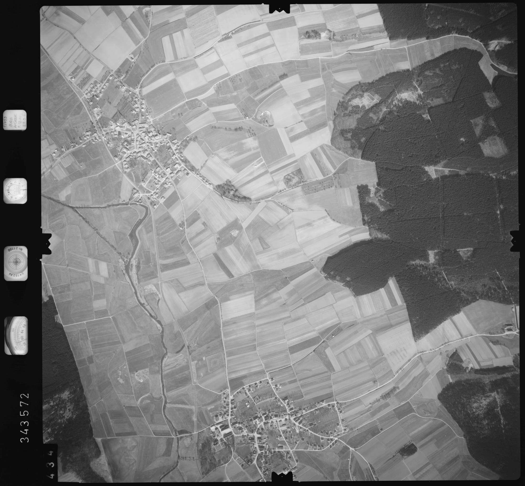 Luftbild: Film 46 Bildnr. 434, Bild 1