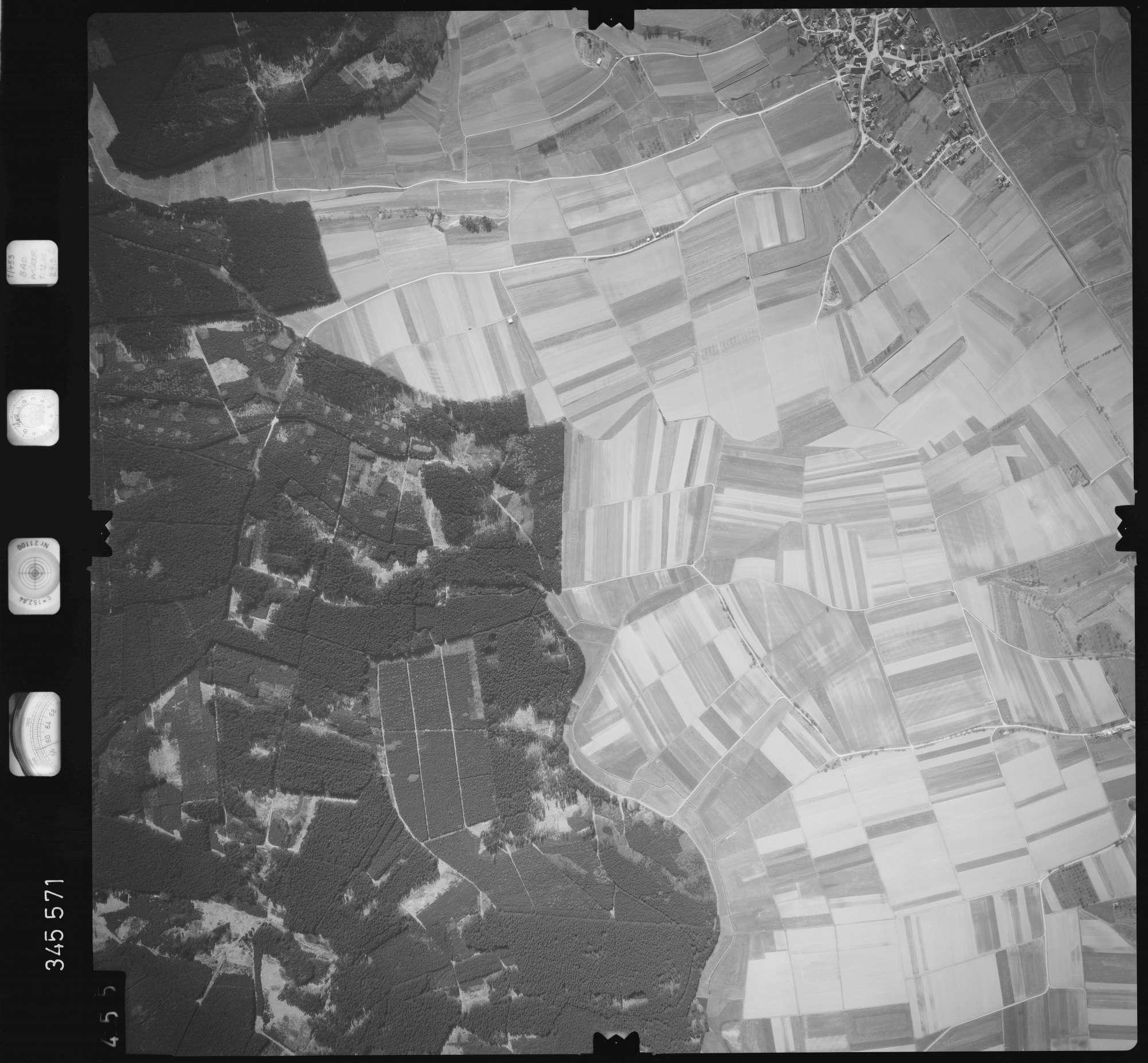 Luftbild: Film 46 Bildnr. 455, Bild 1