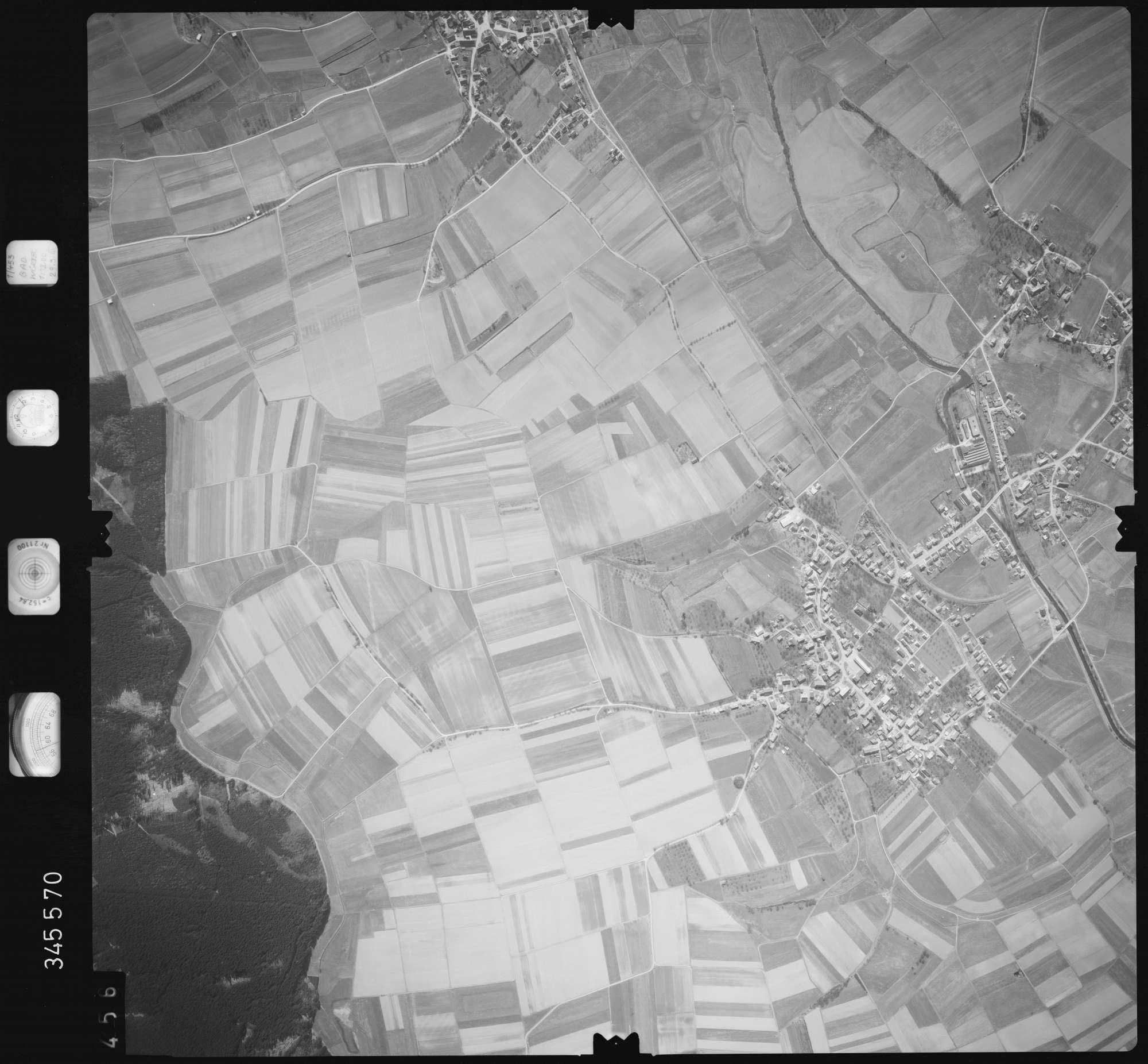 Luftbild: Film 46 Bildnr. 456, Bild 1