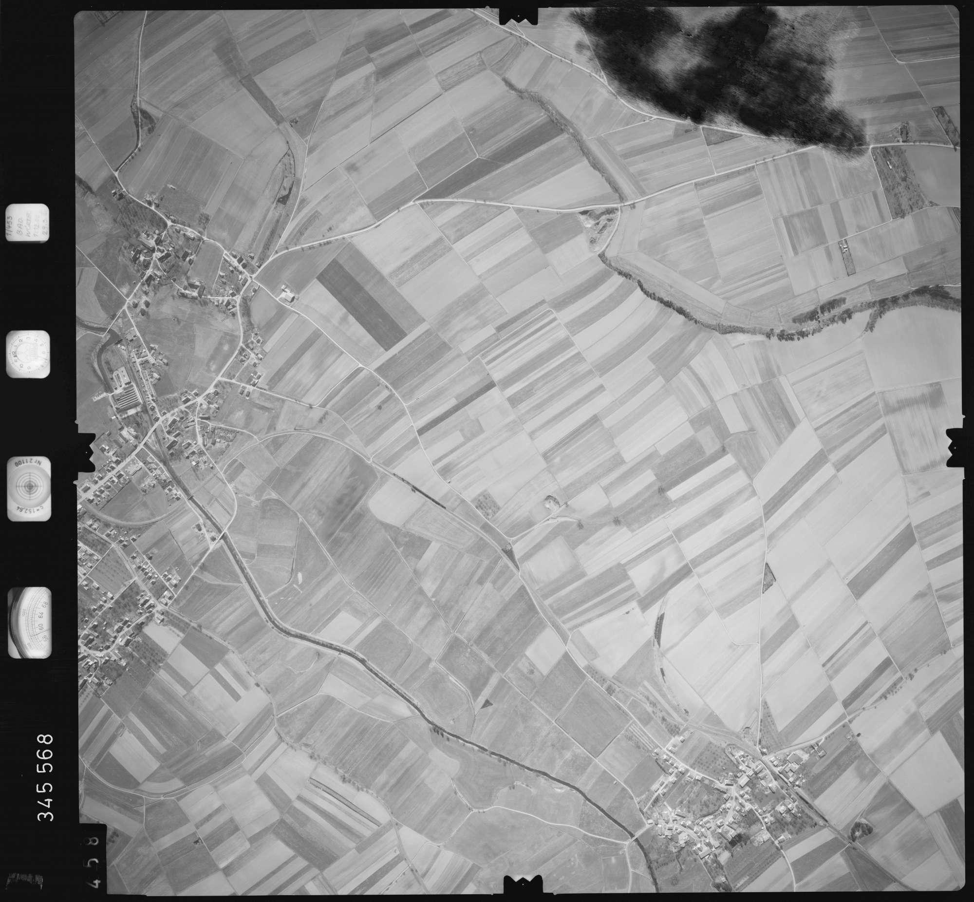 Luftbild: Film 46 Bildnr. 458, Bild 1