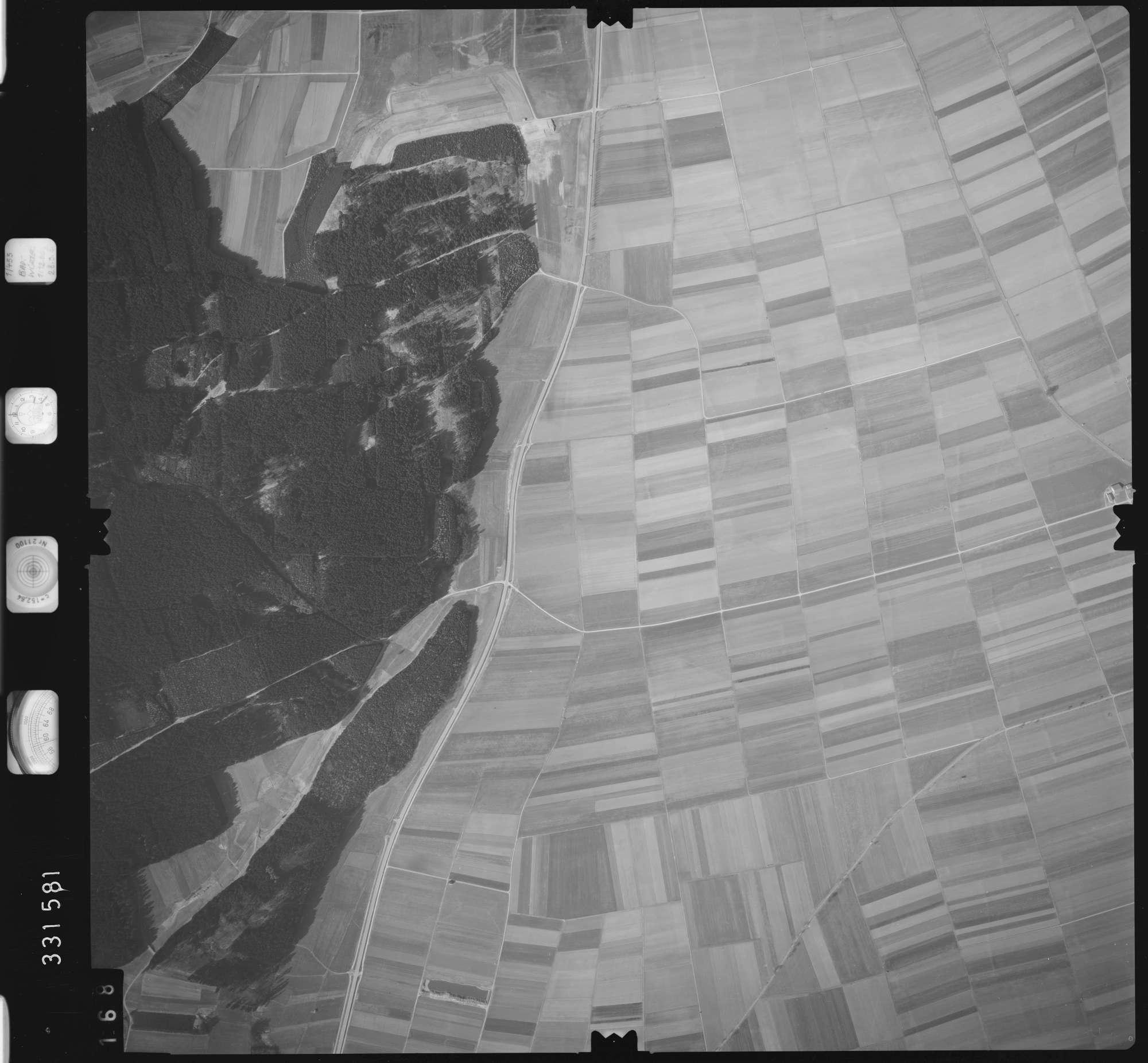 Luftbild: Film 51 Bildnr. 168, Bild 1
