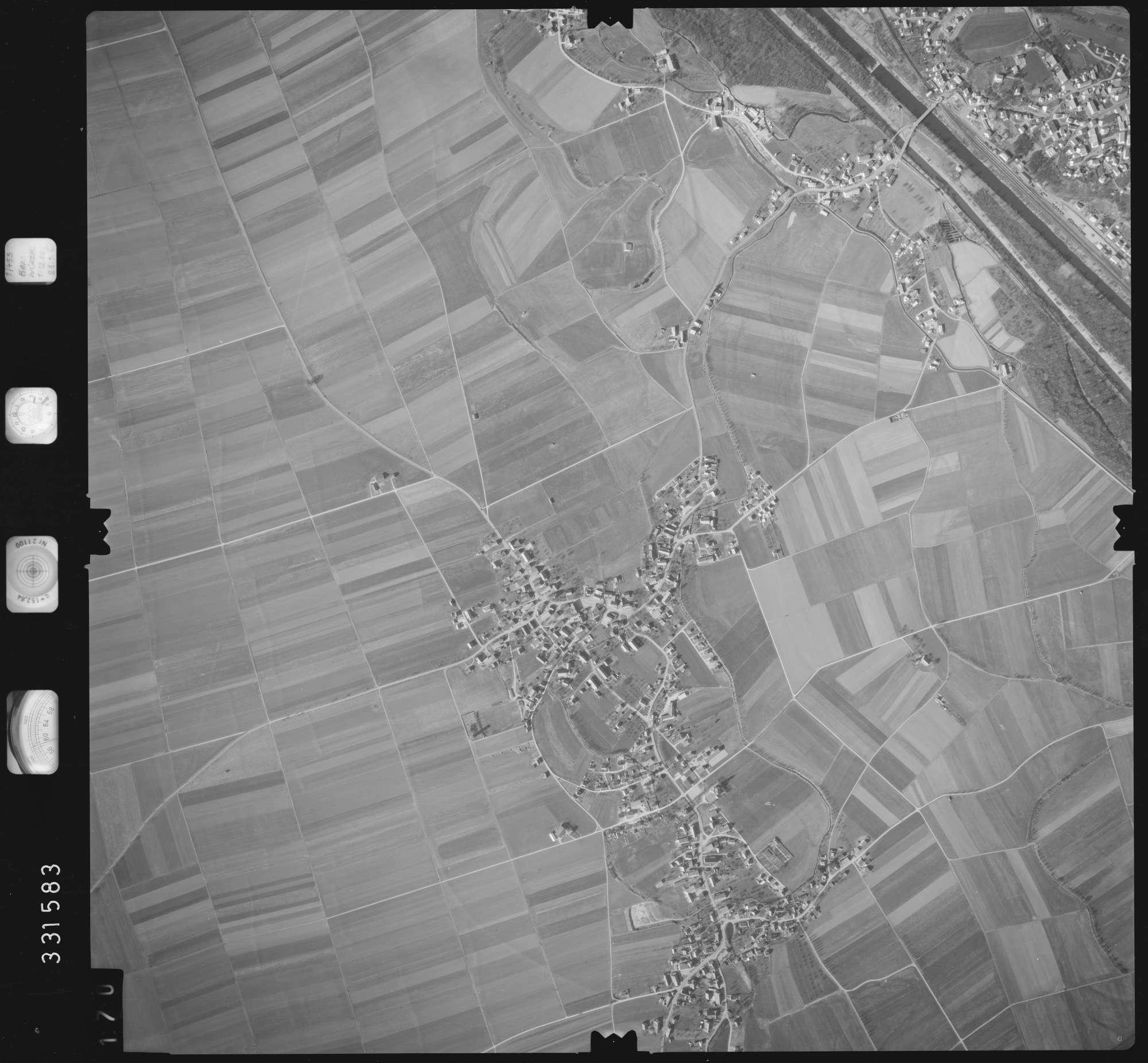 Luftbild: Film 51 Bildnr. 170, Bild 1