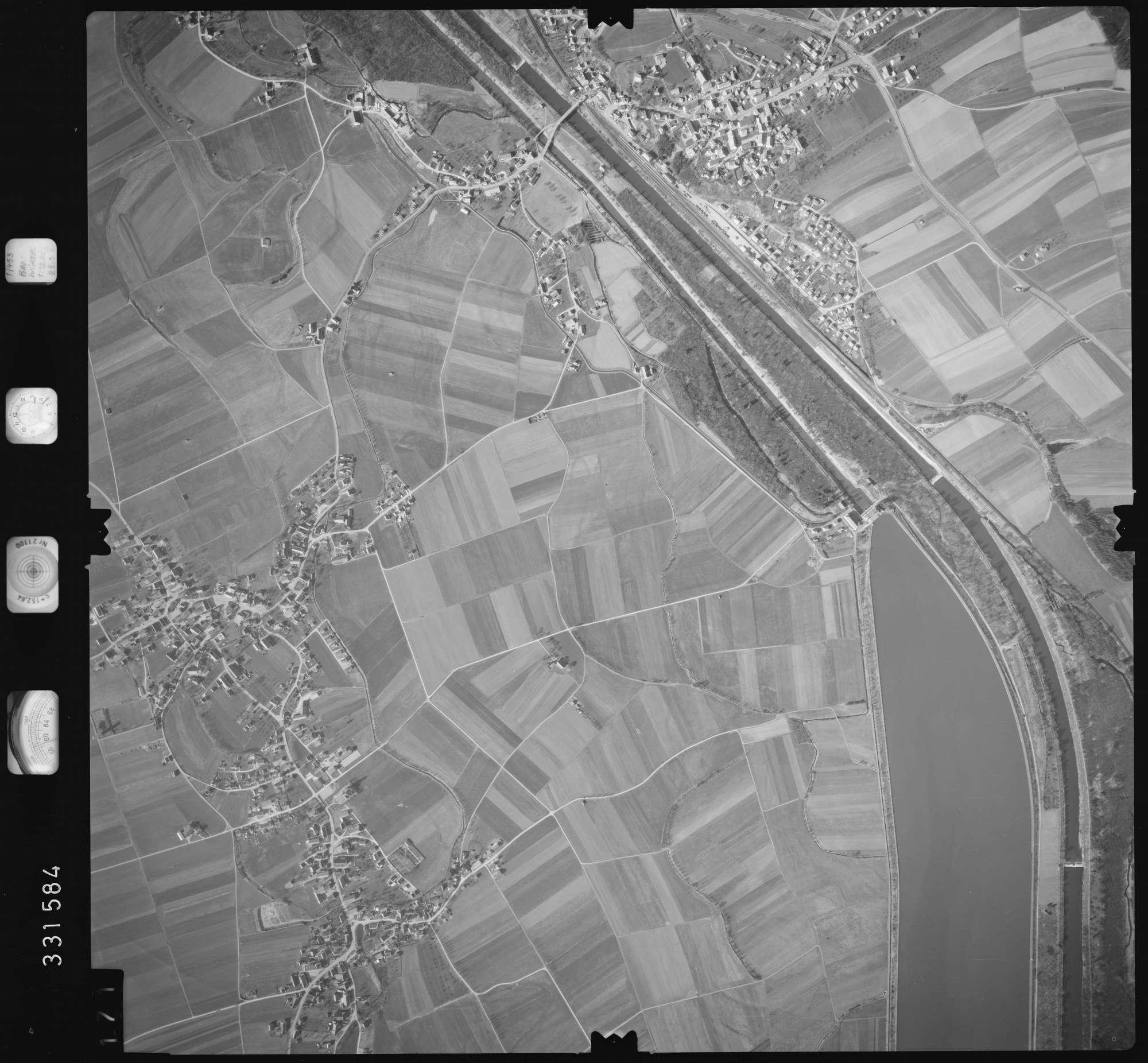 Luftbild: Film 51 Bildnr. 171, Bild 1