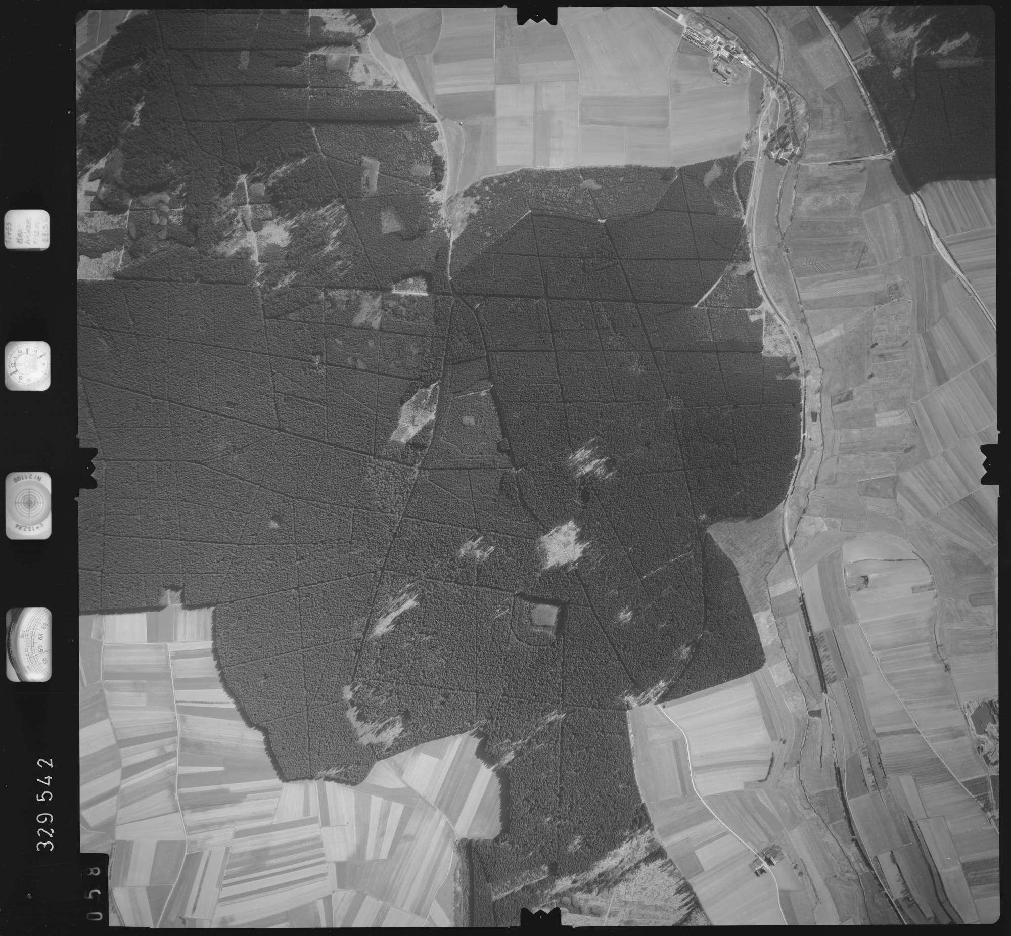 Luftbild: Film 51 Bildnr. 58, Bild 1