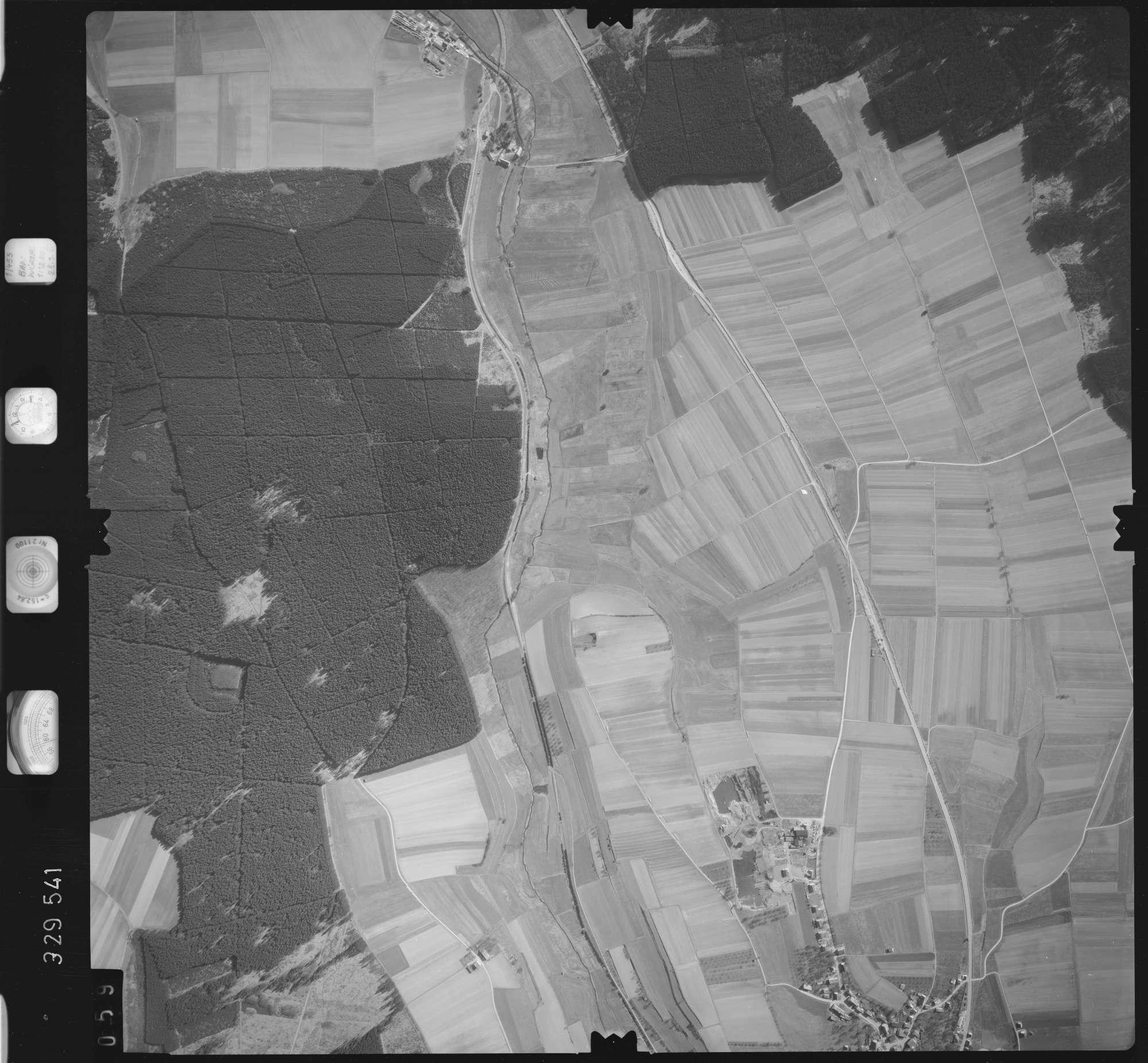 Luftbild: Film 51 Bildnr. 59, Bild 1