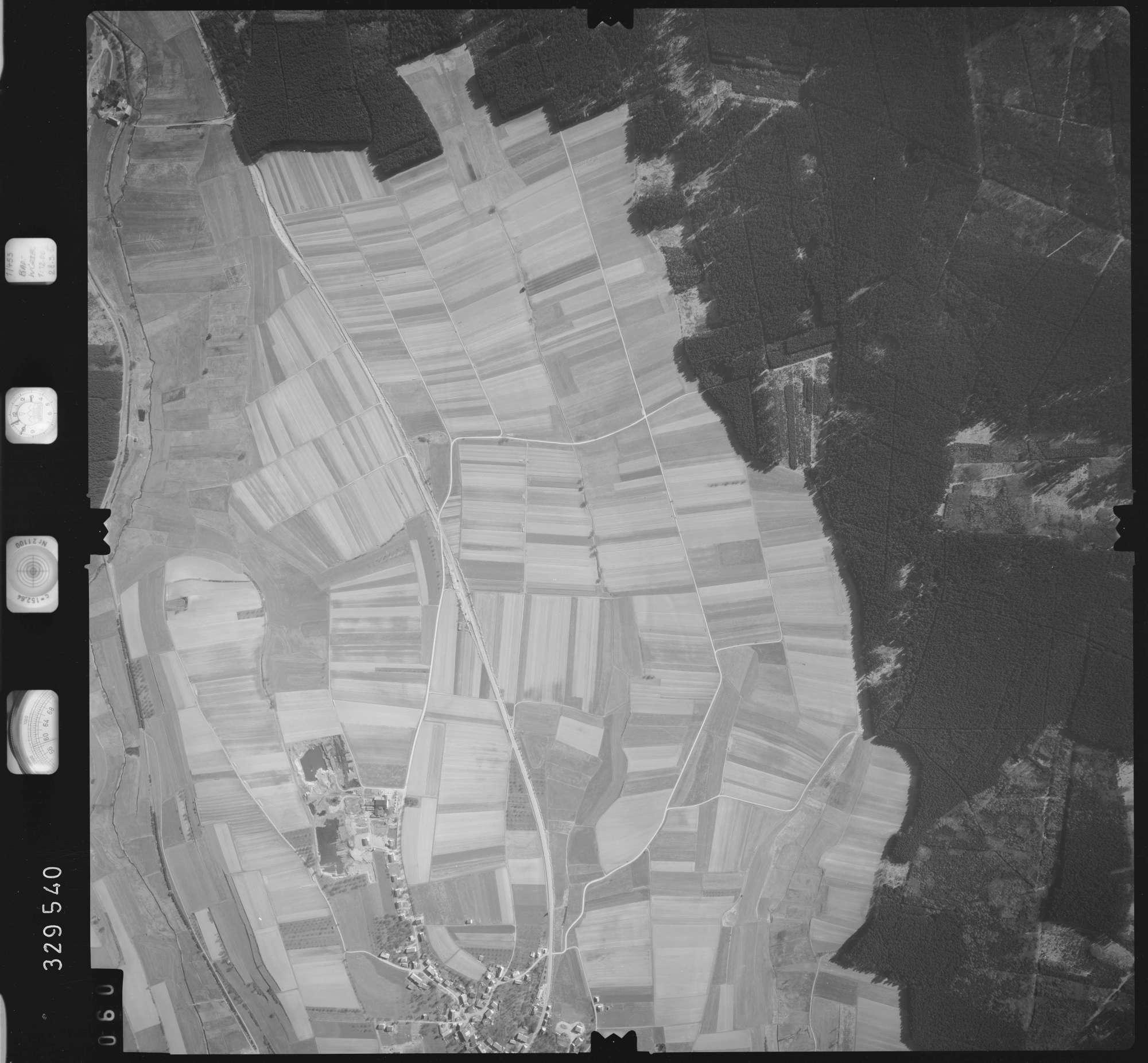 Luftbild: Film 51 Bildnr. 60, Bild 1