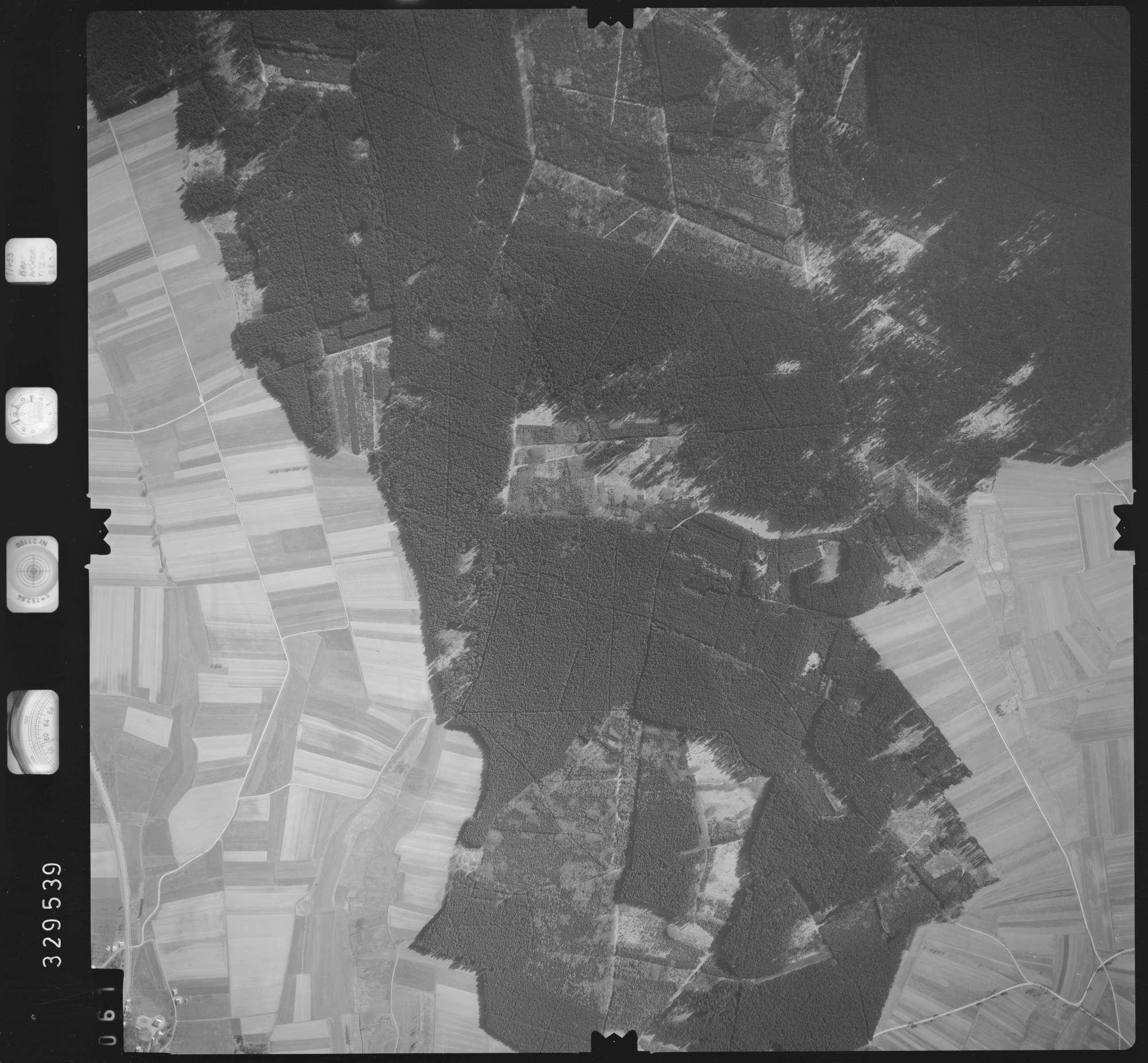 Luftbild: Film 51 Bildnr. 61, Bild 1