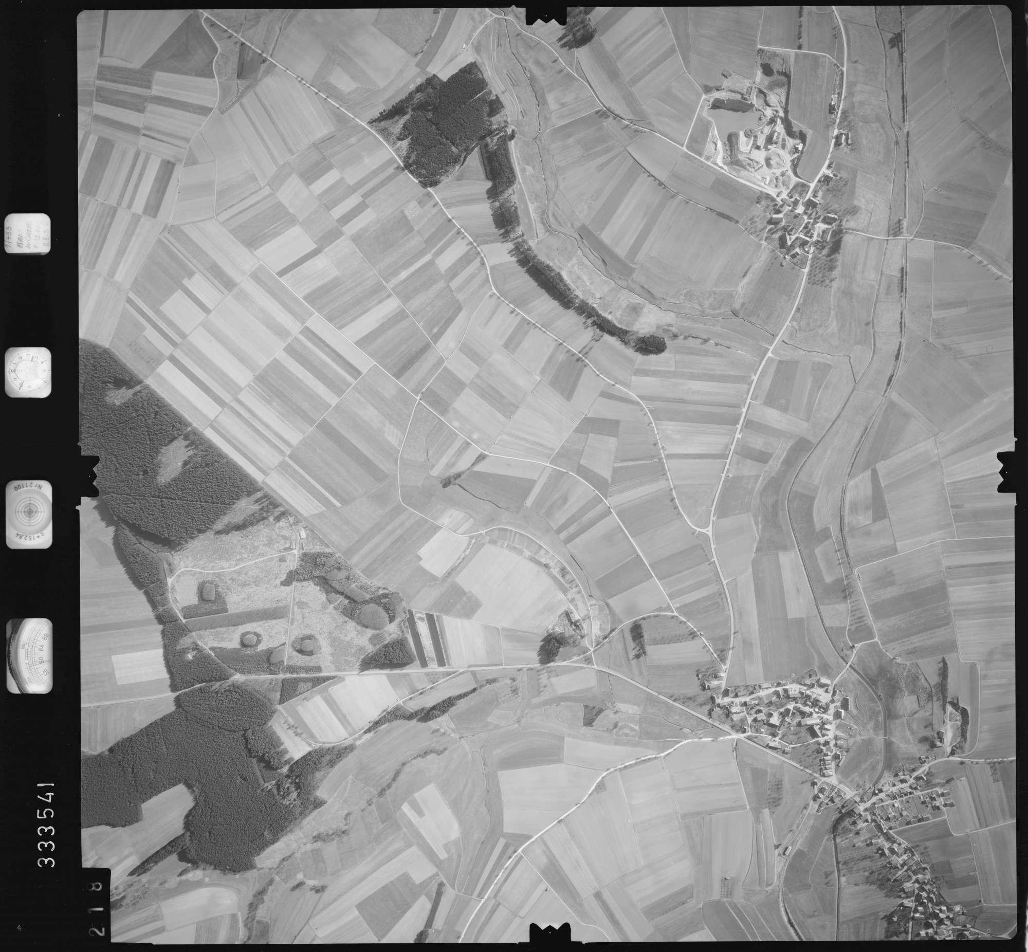 Luftbild: Film 51 Bildnr. 218, Bild 1