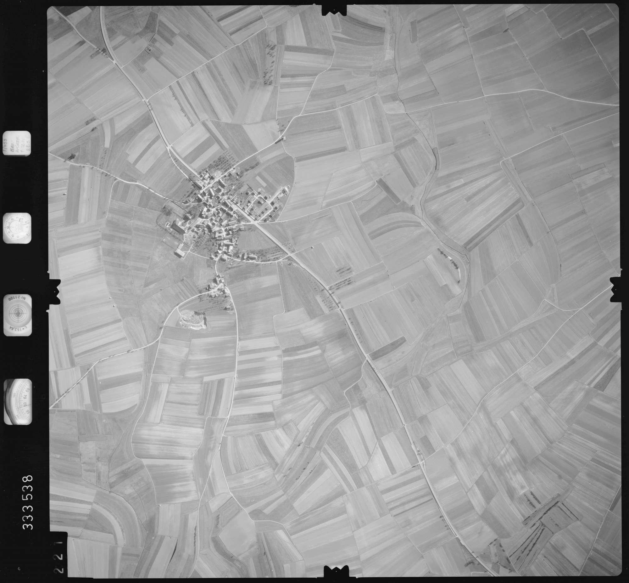 Luftbild: Film 51 Bildnr. 221, Bild 1