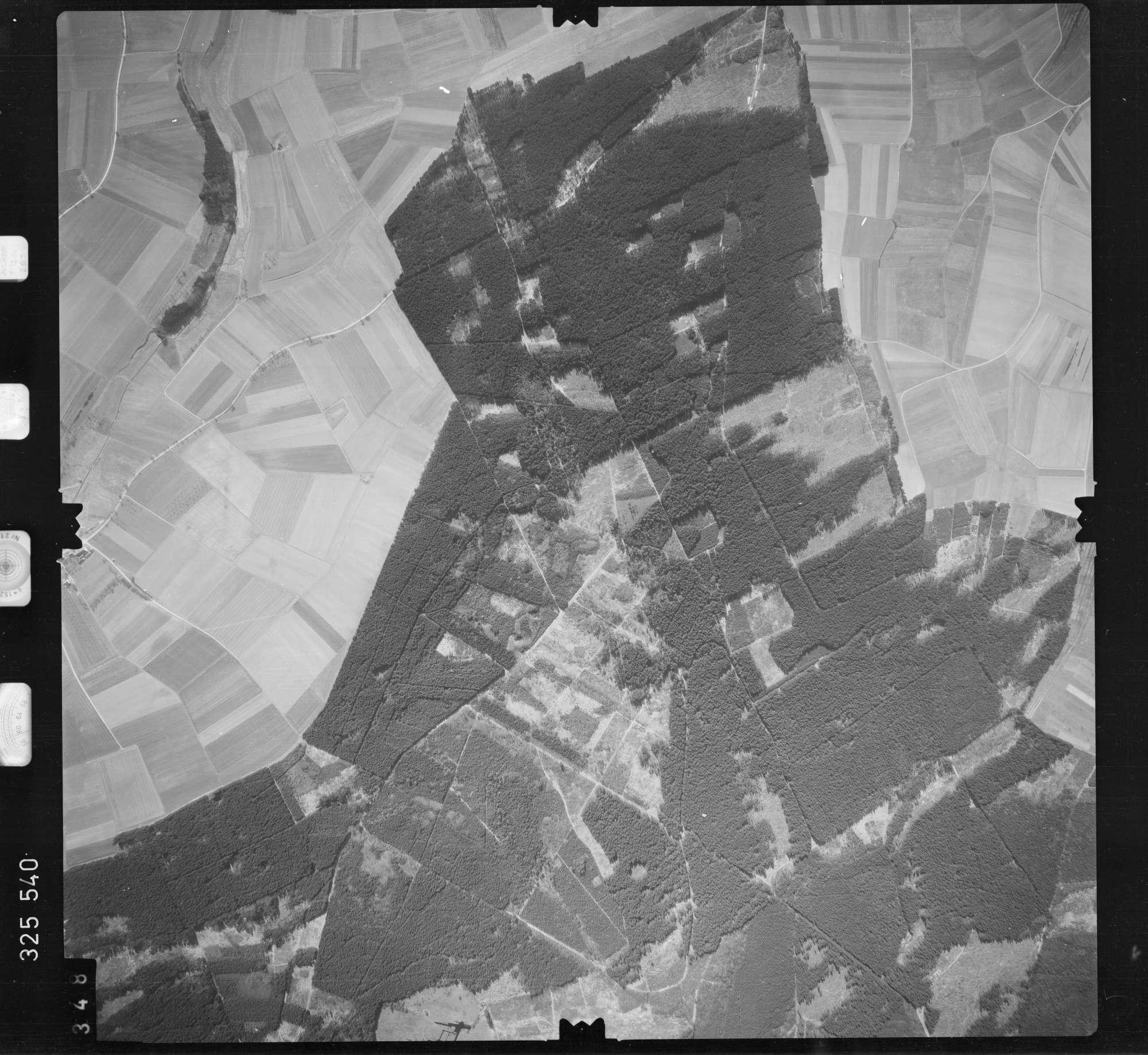 Luftbild: Film 52 Bildnr. 348, Bild 1