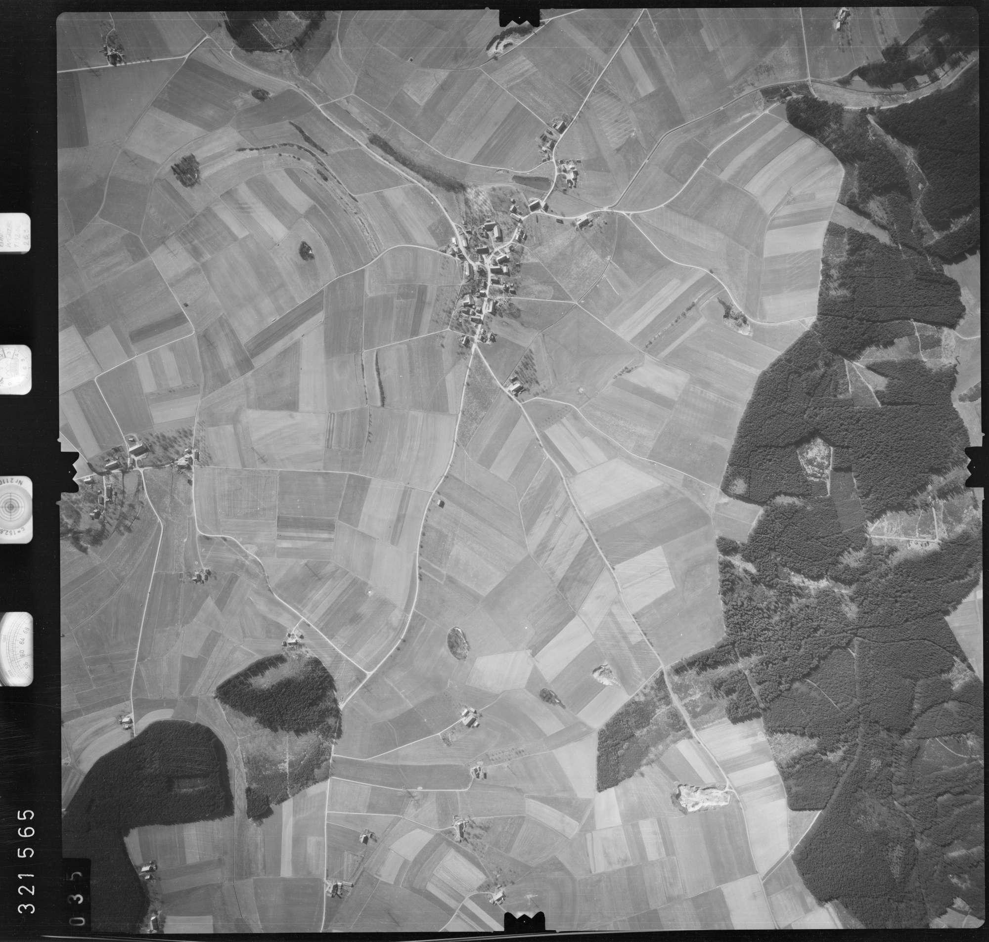 Luftbild: Film 53 Bildnr. 35, Bild 1