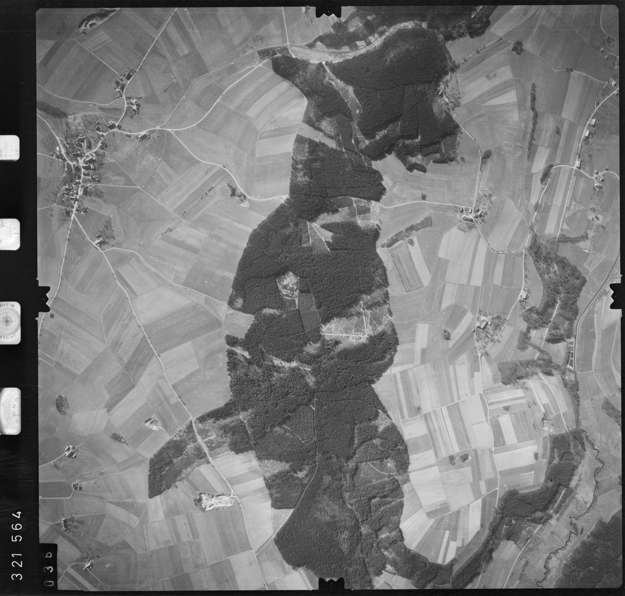Luftbild: Film 53 Bildnr. 36, Bild 1