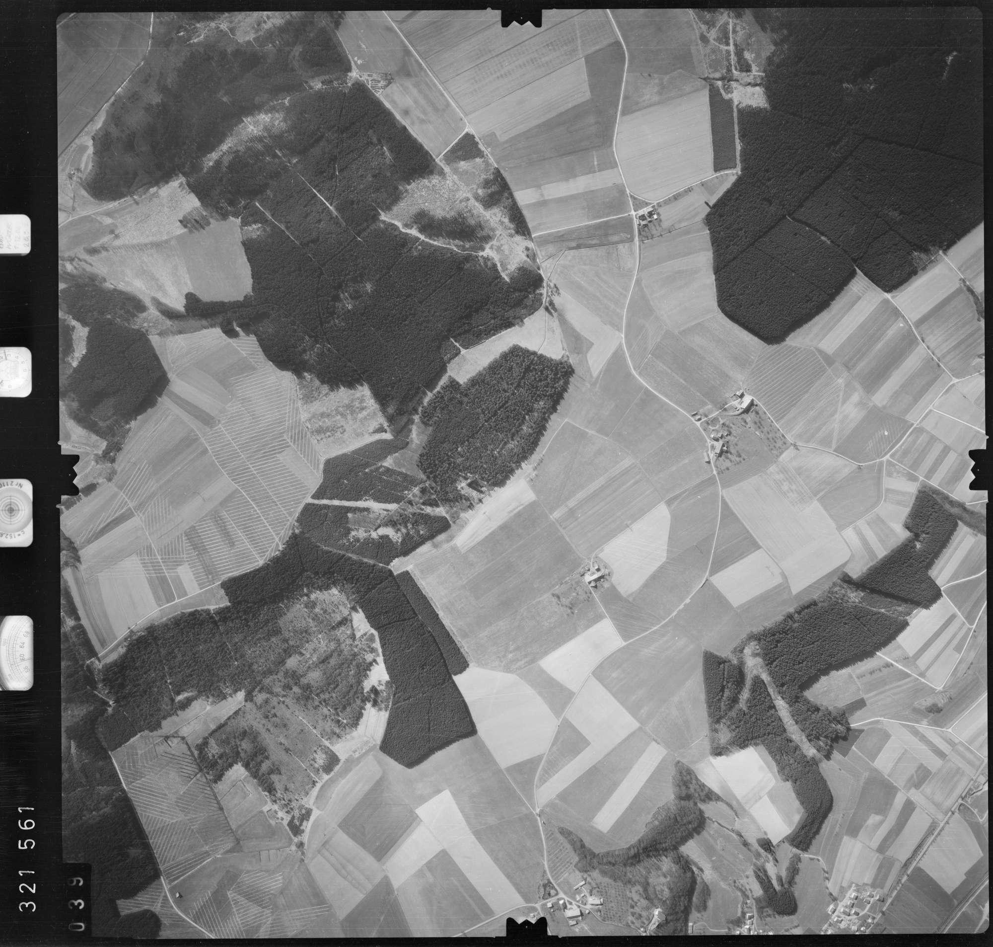 Luftbild: Film 53 Bildnr. 39, Bild 1