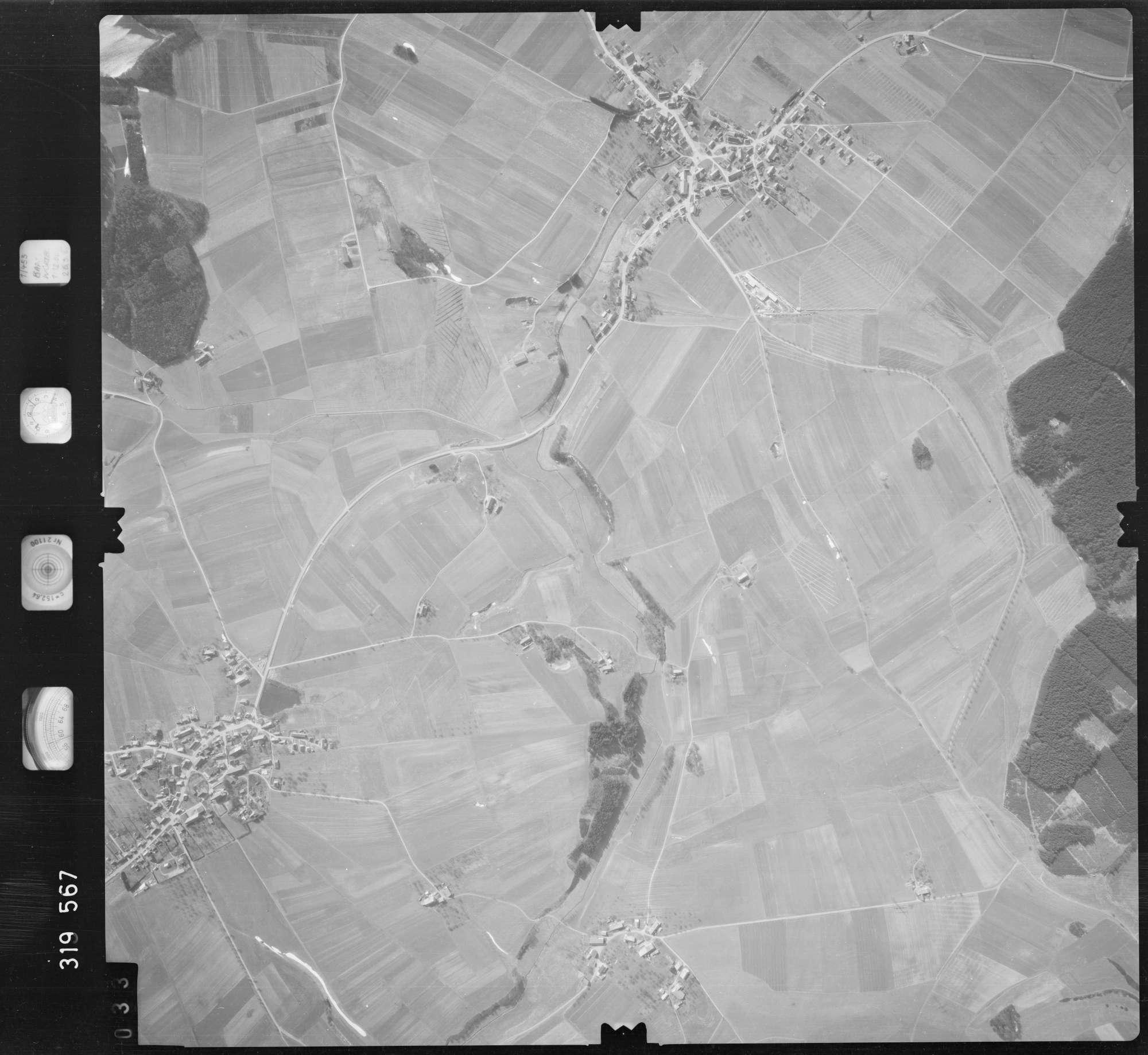 Luftbild: Film 57 Bildnr. 33, Bild 1