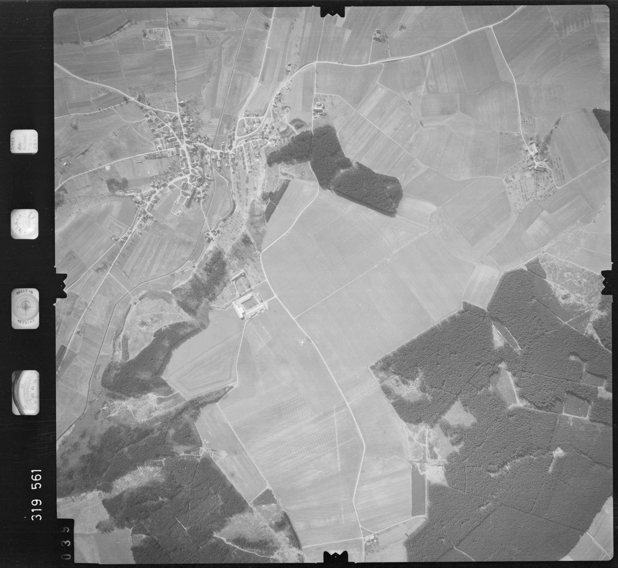 Luftbild: Film 57 Bildnr. 39, Bild 1