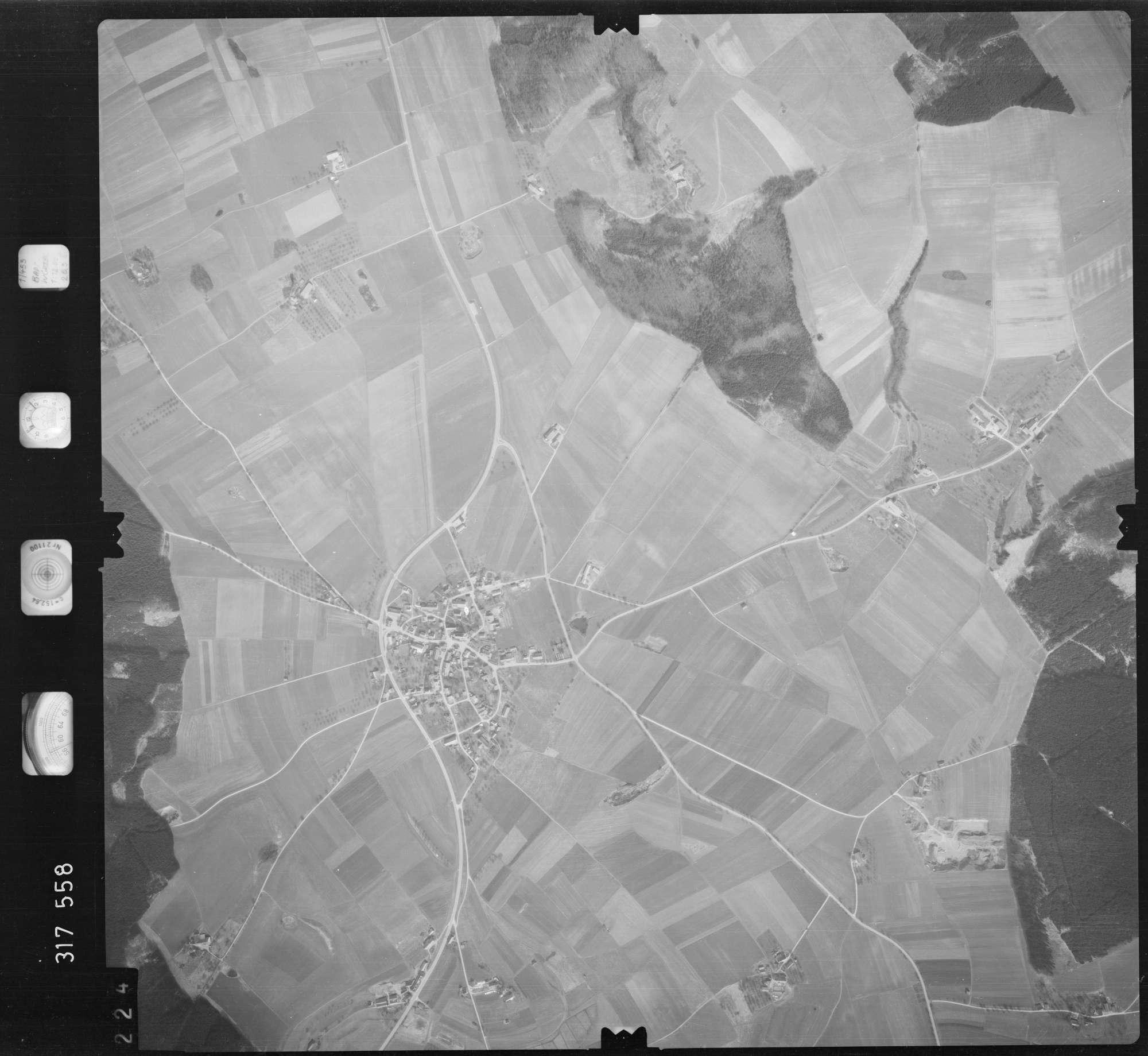 Luftbild: Film 57 Bildnr. 224, Bild 1