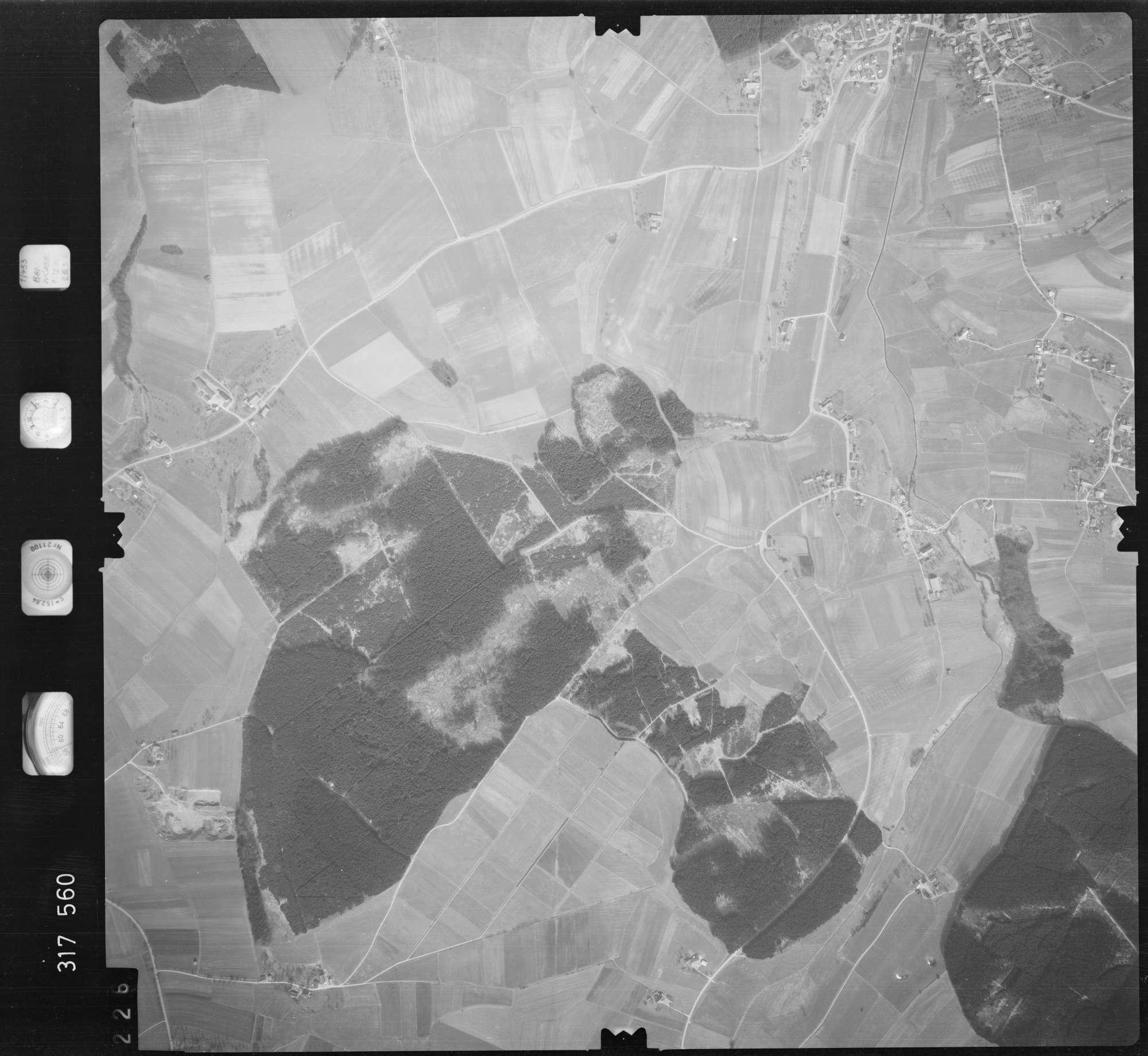 Luftbild: Film 57 Bildnr. 226, Bild 1