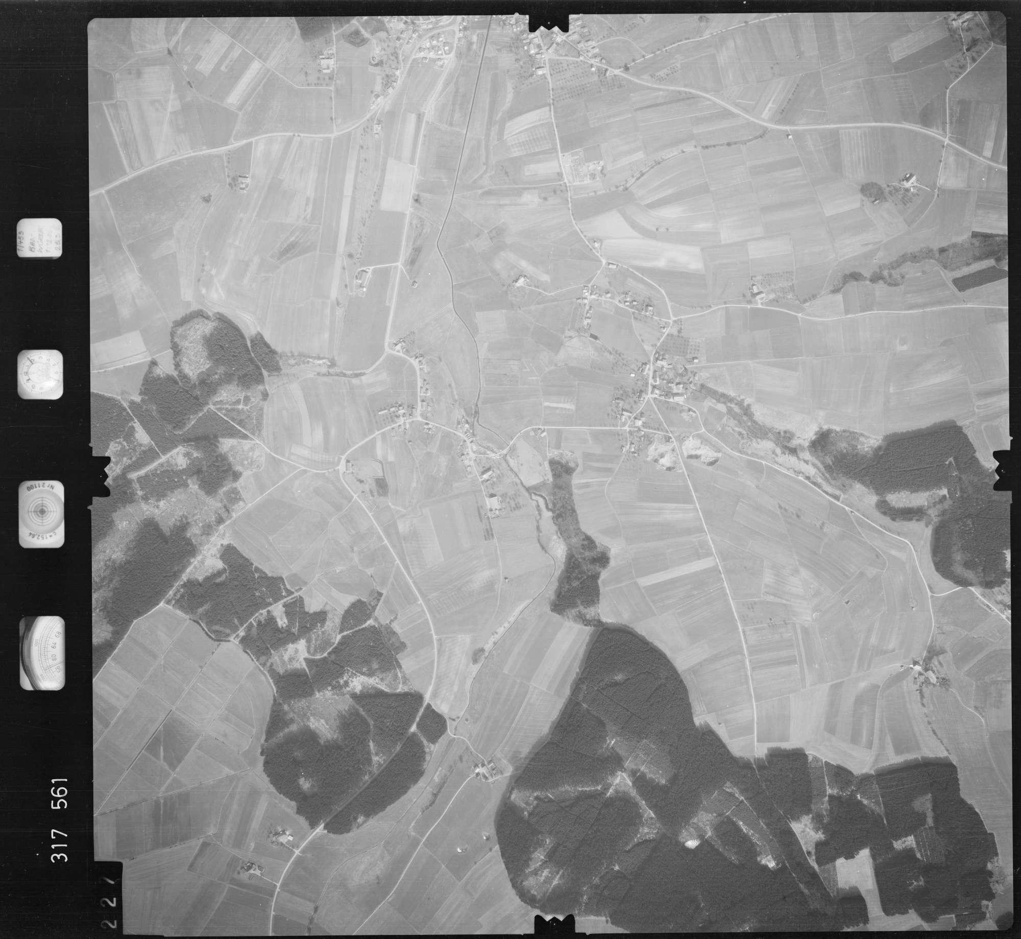 Luftbild: Film 57 Bildnr. 227, Bild 1