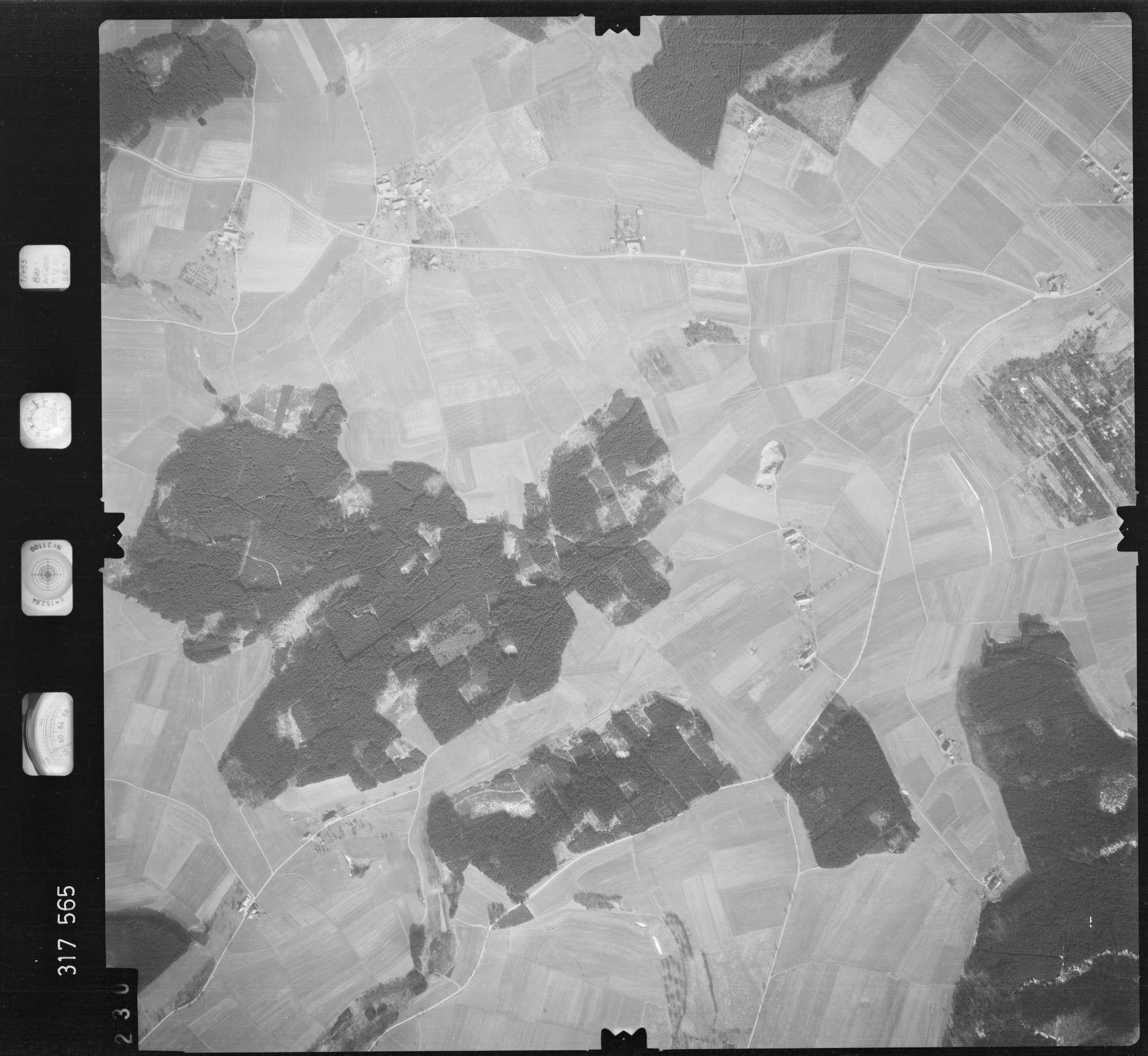 Luftbild: Film 57 Bildnr. 230, Bild 1