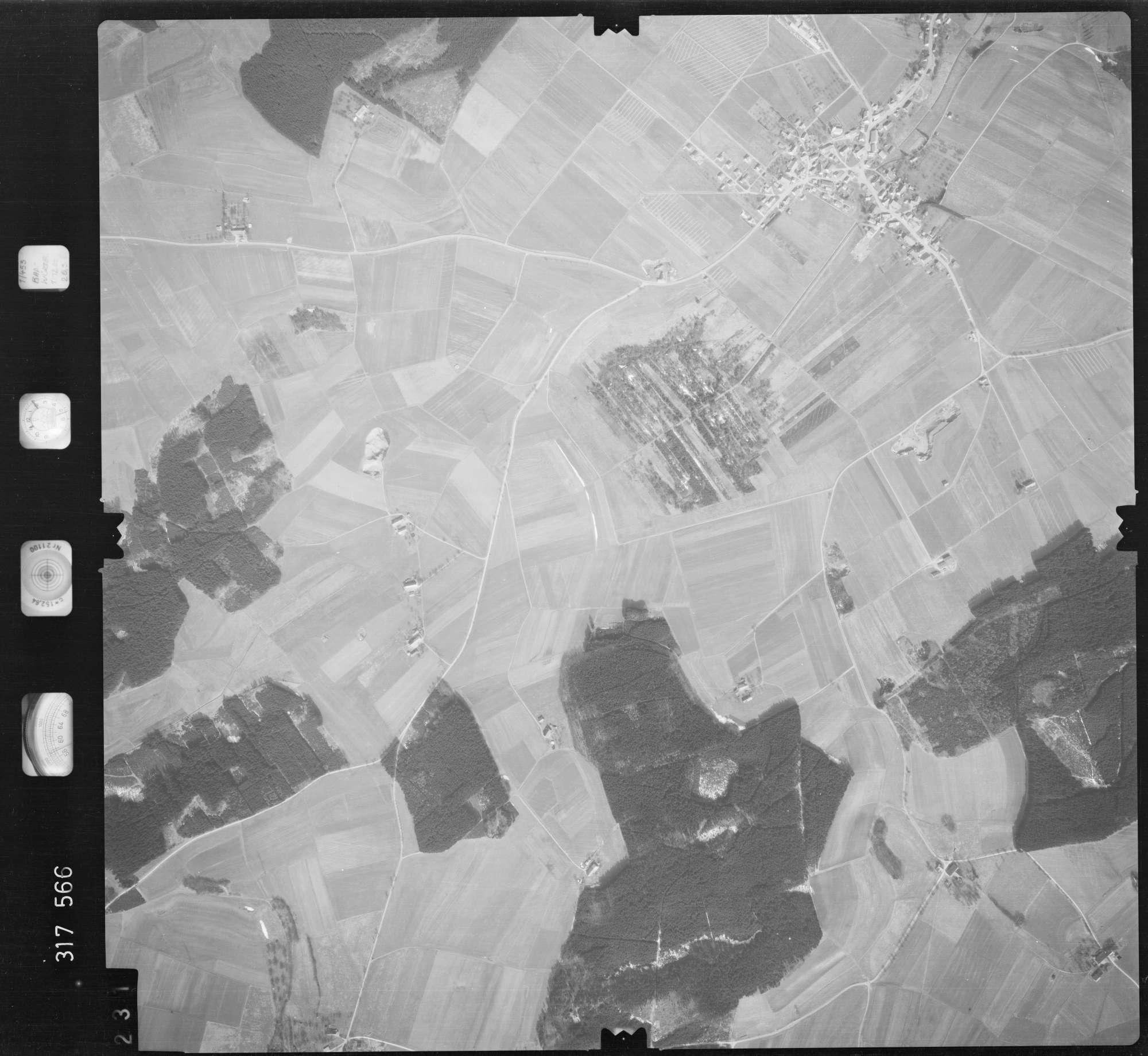Luftbild: Film 57 Bildnr. 231, Bild 1