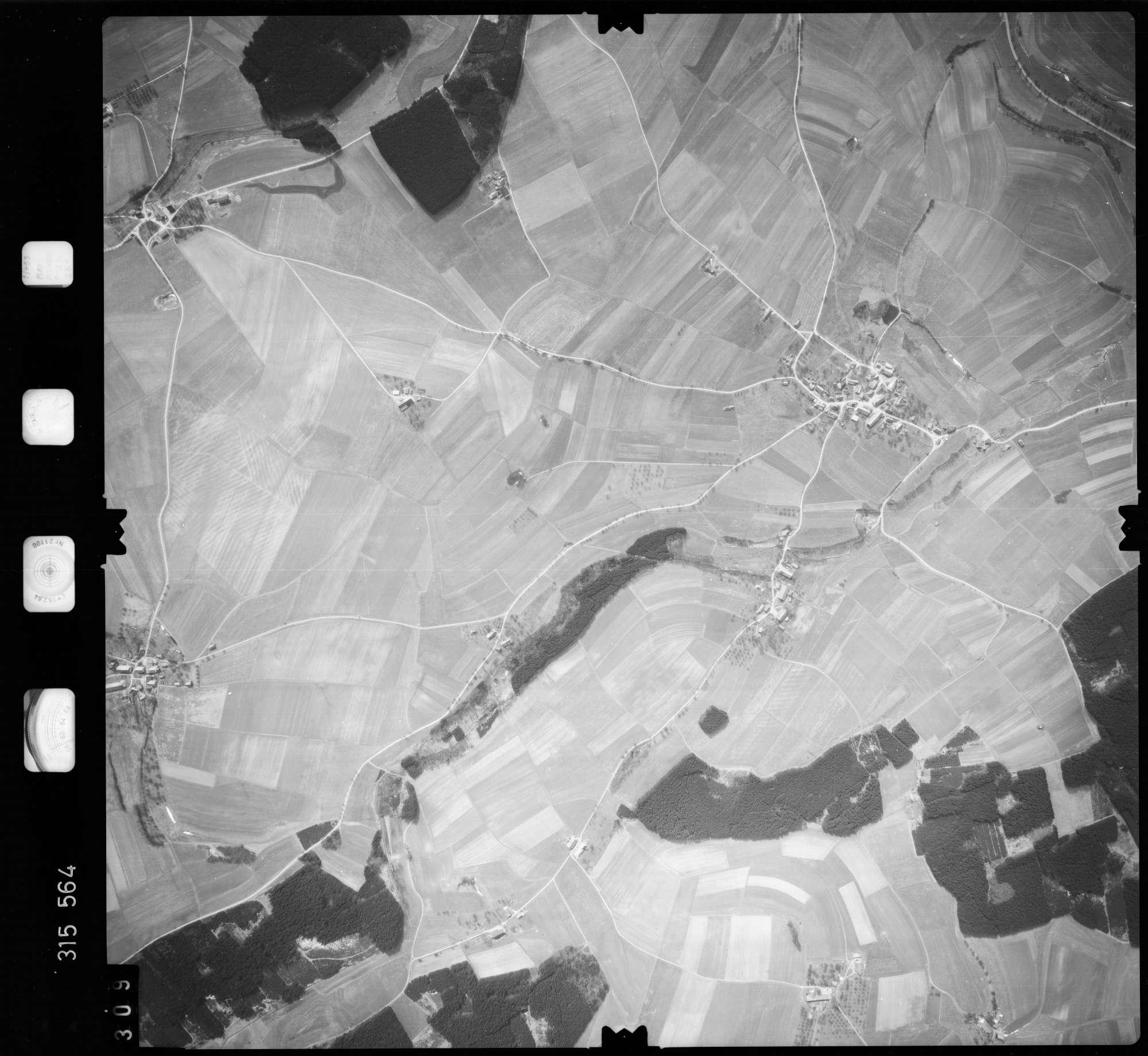 Luftbild: Film 58 Bildnr. 309, Bild 1
