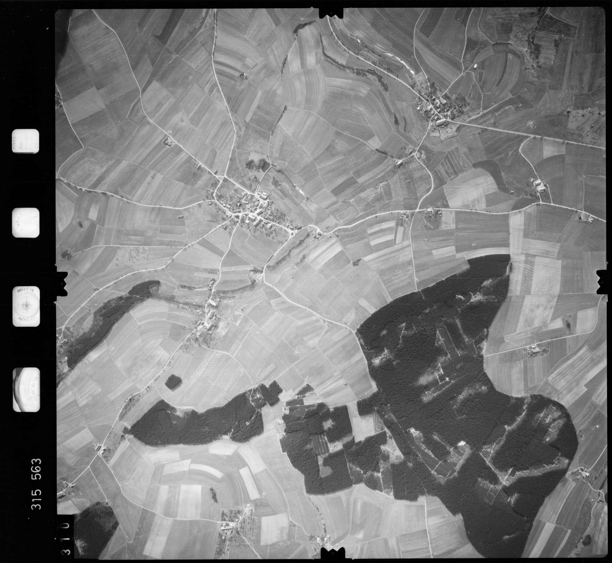 Luftbild: Film 58 Bildnr. 310, Bild 1