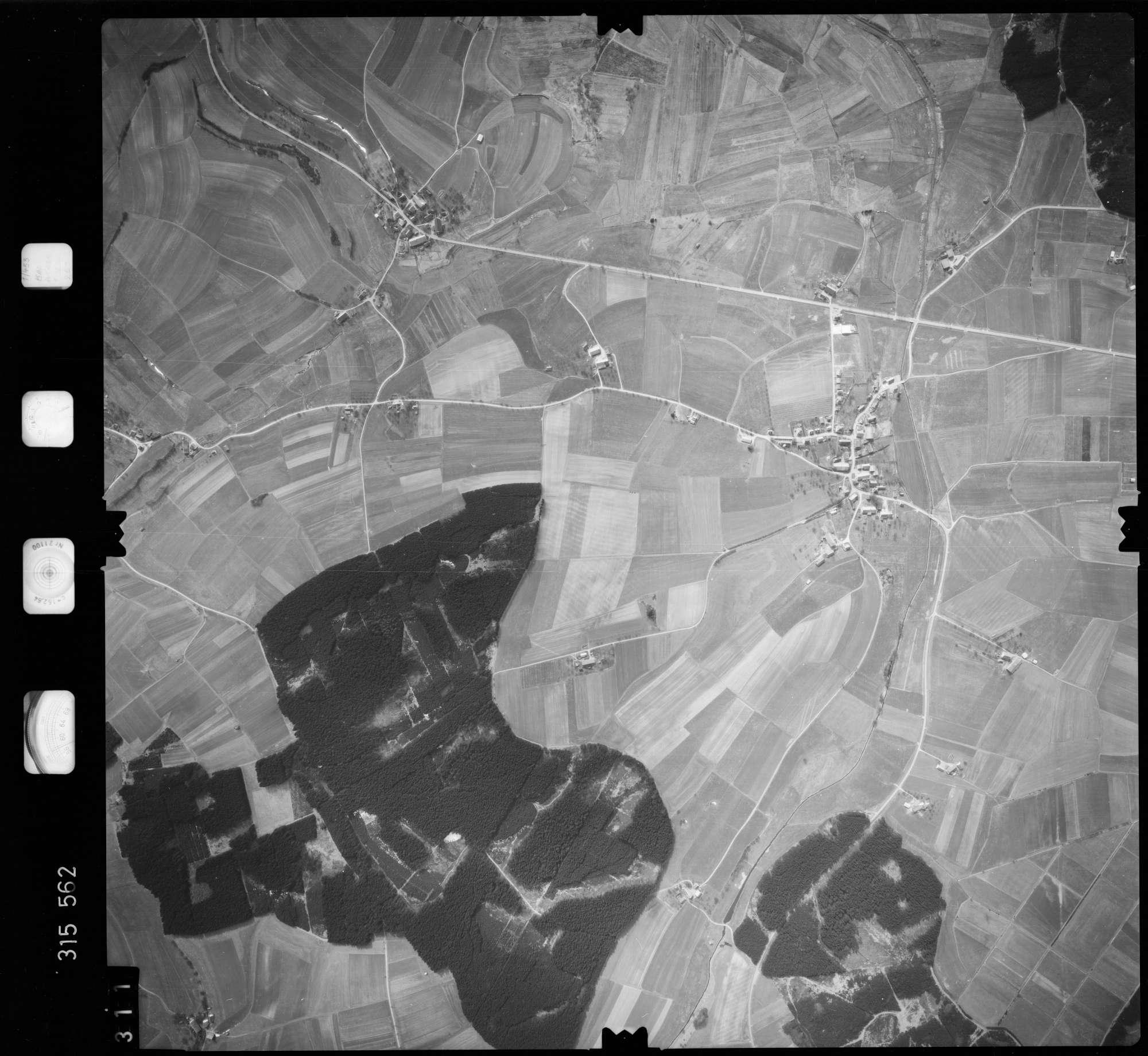 Luftbild: Film 58 Bildnr. 311, Bild 1