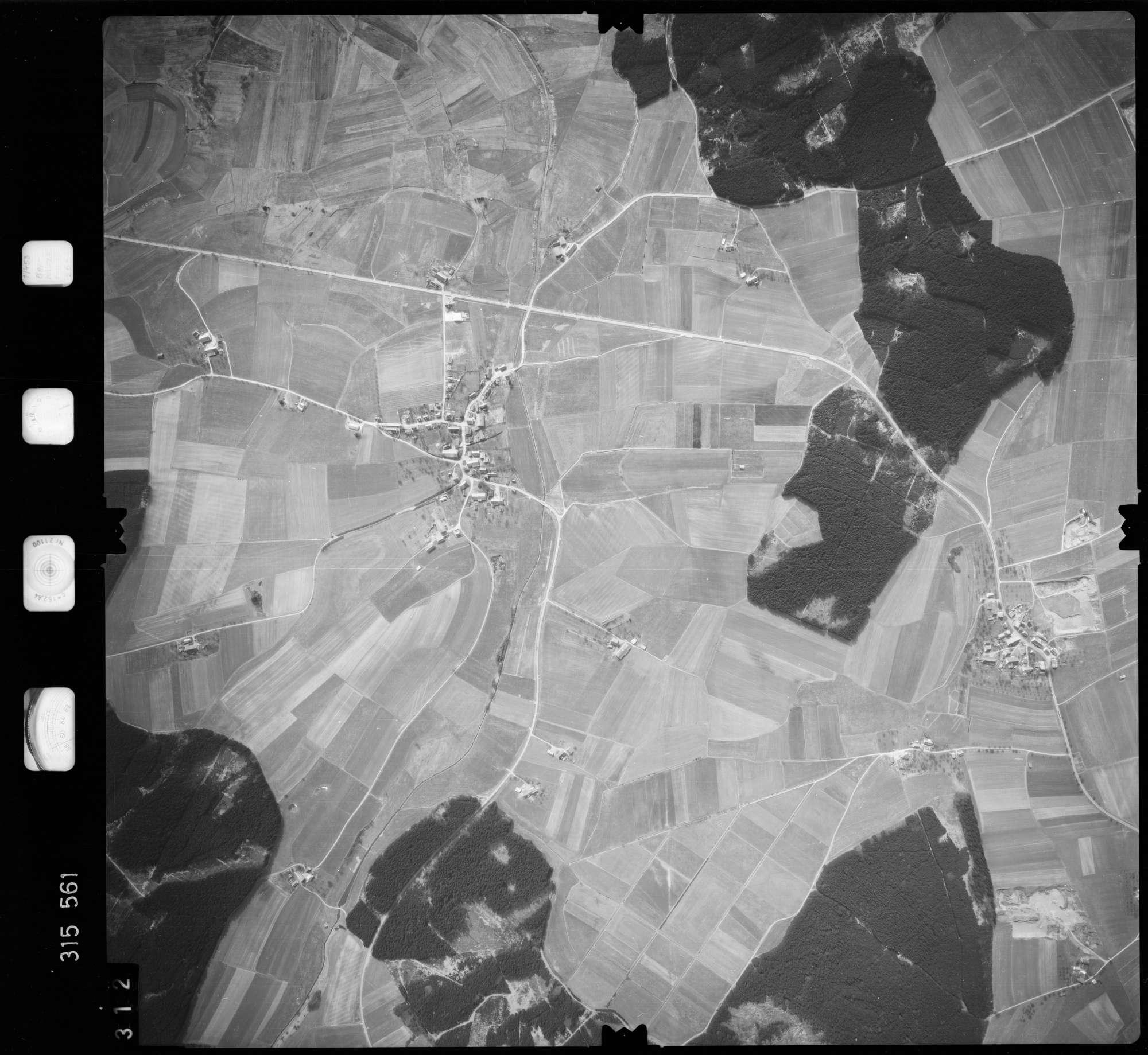 Luftbild: Film 58 Bildnr. 312, Bild 1