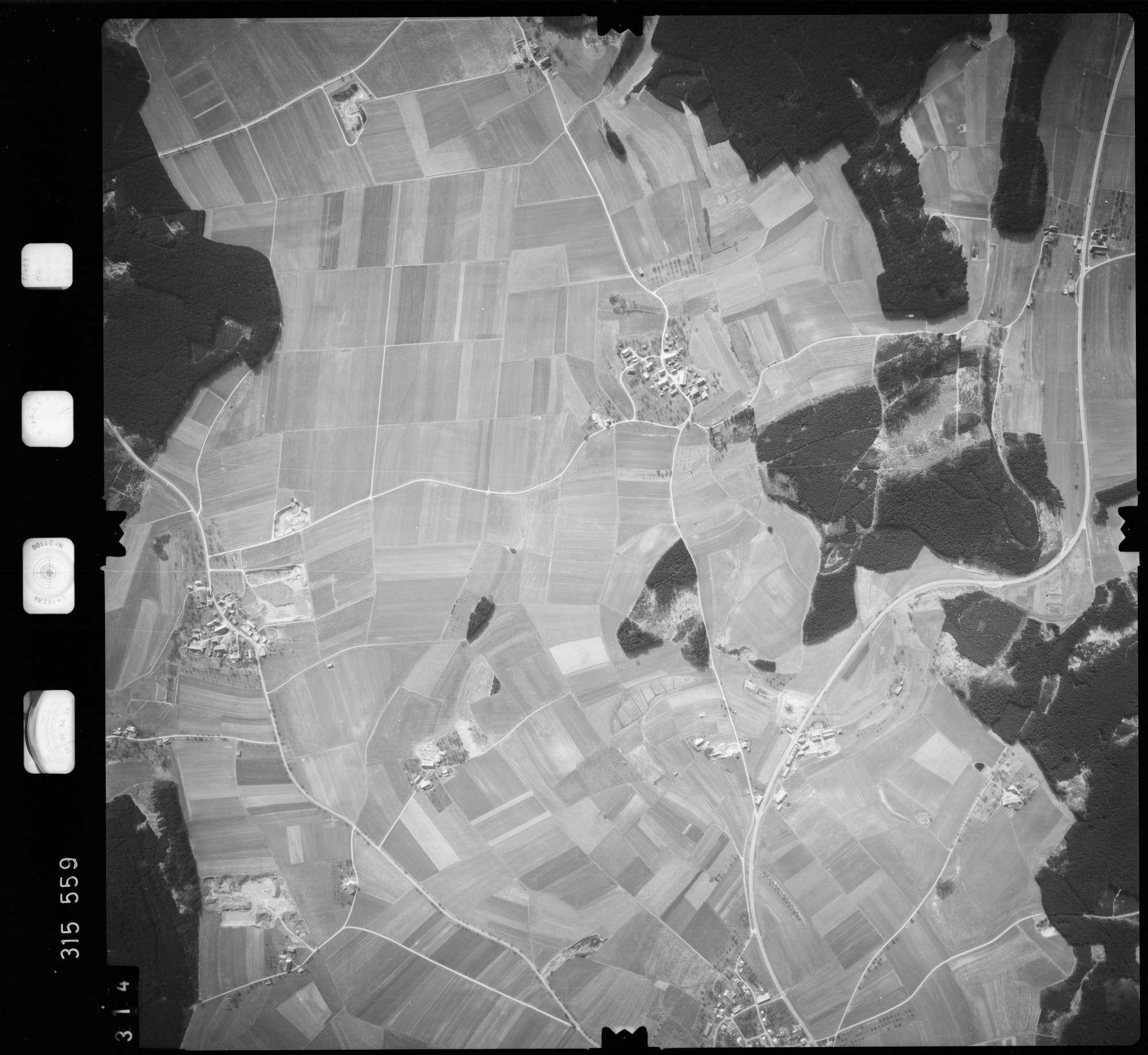 Luftbild: Film 58 Bildnr. 314, Bild 1